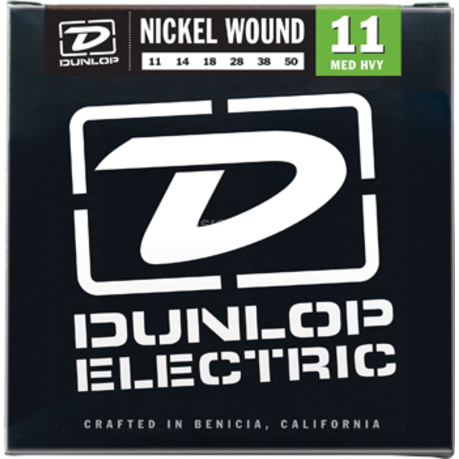Dunlop E-Guitar Strings DEN 11-50 Nickel Wound Produktbillede