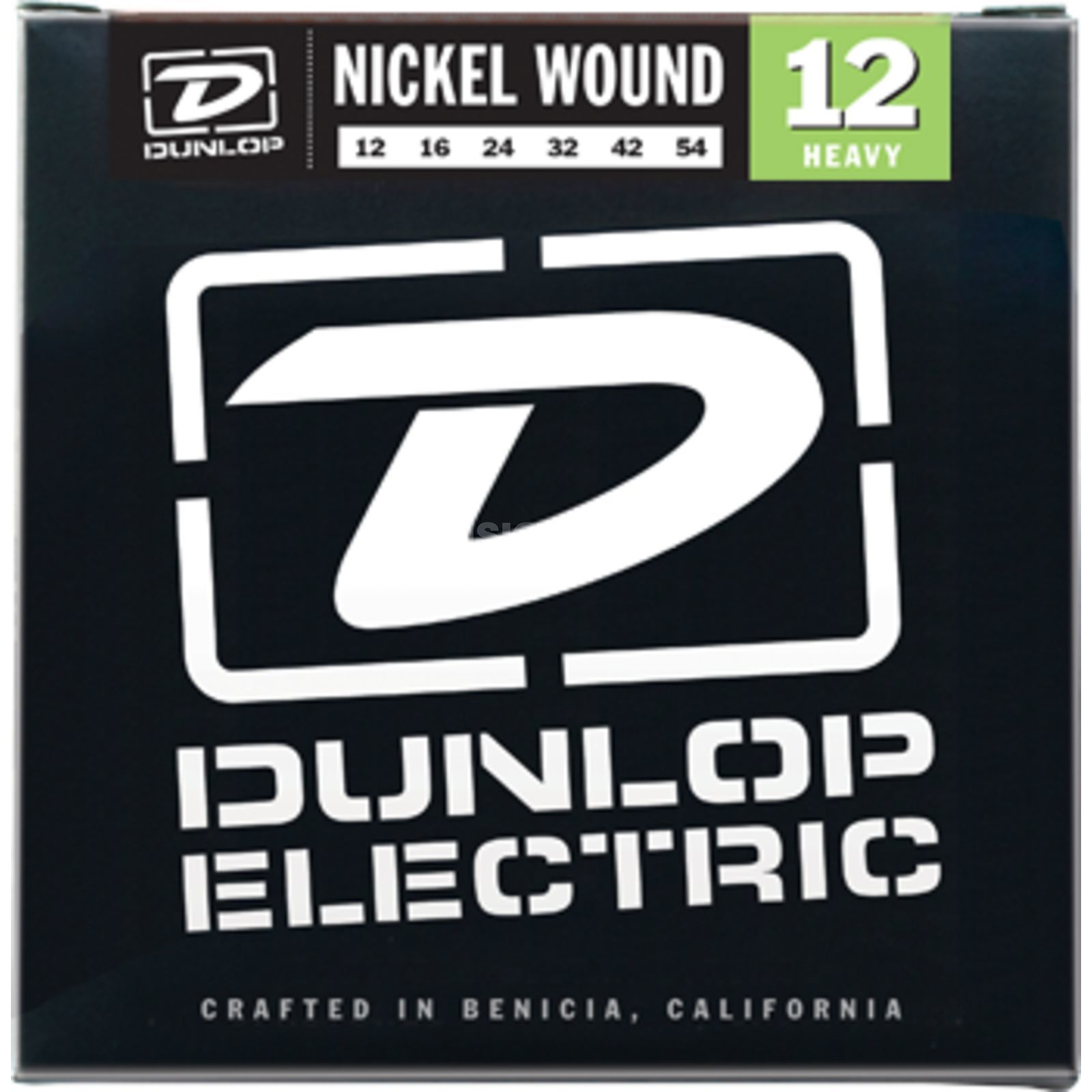 Dunlop E-Guitar Strings DEN 12-54 Nickel Wound Produktbillede