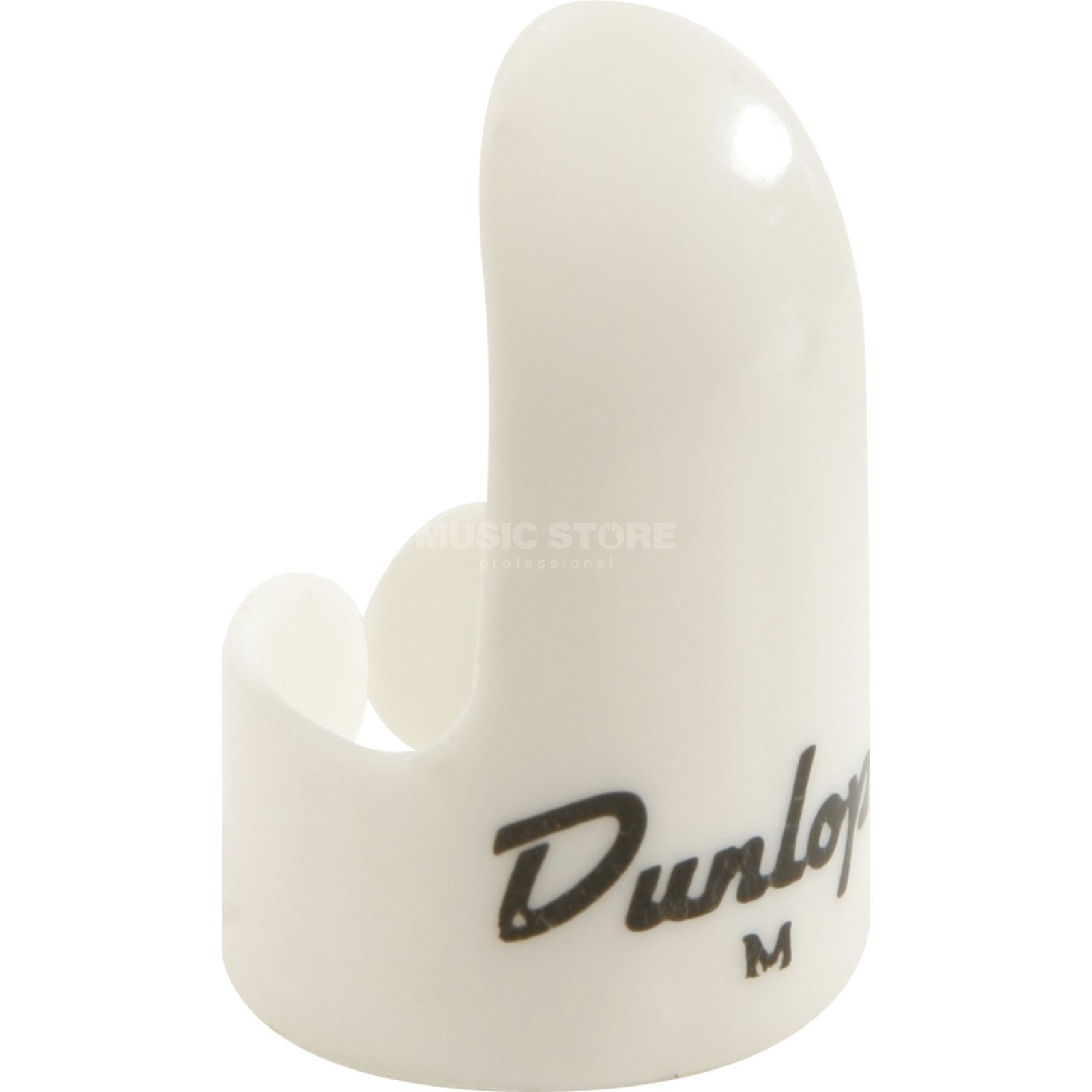 Dunlop Finger pick medium - white  Produktbillede