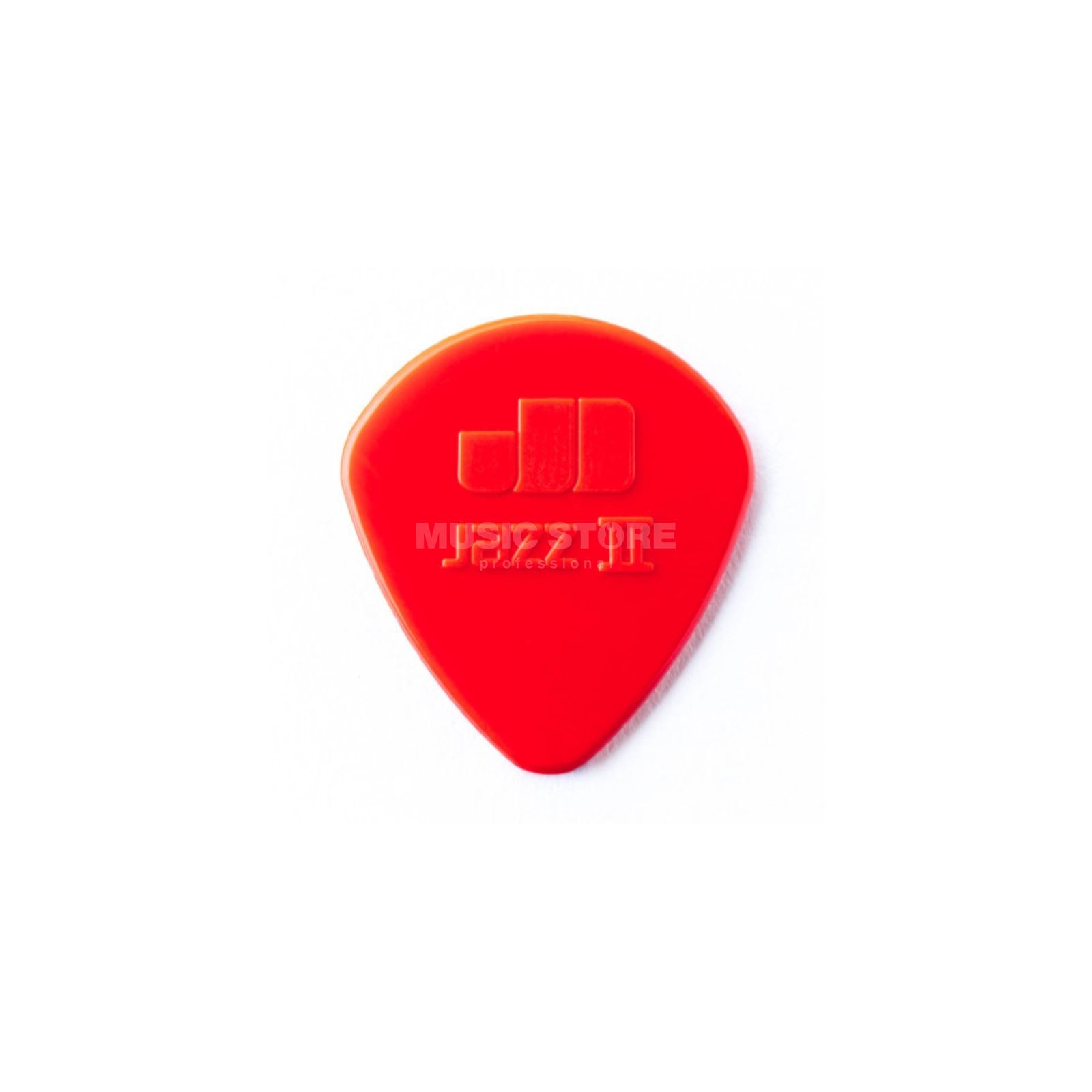 Dunlop Jazz II Plectrum Red 1.18mm Pack Of 6, Guitar Picks Produktbillede