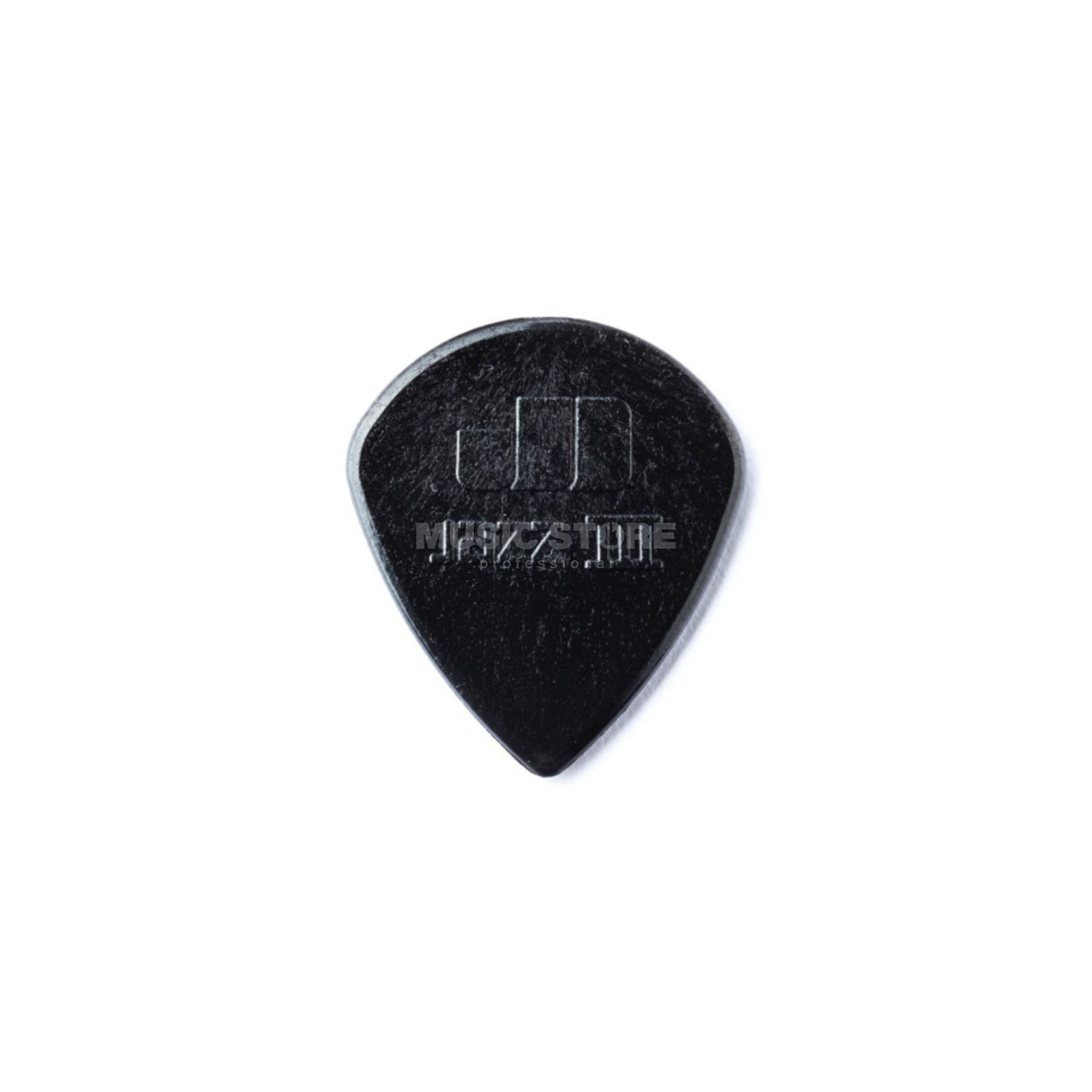 Dunlop Jazz III Guitar Pick 6-Pack black 1,38mm Produktbillede