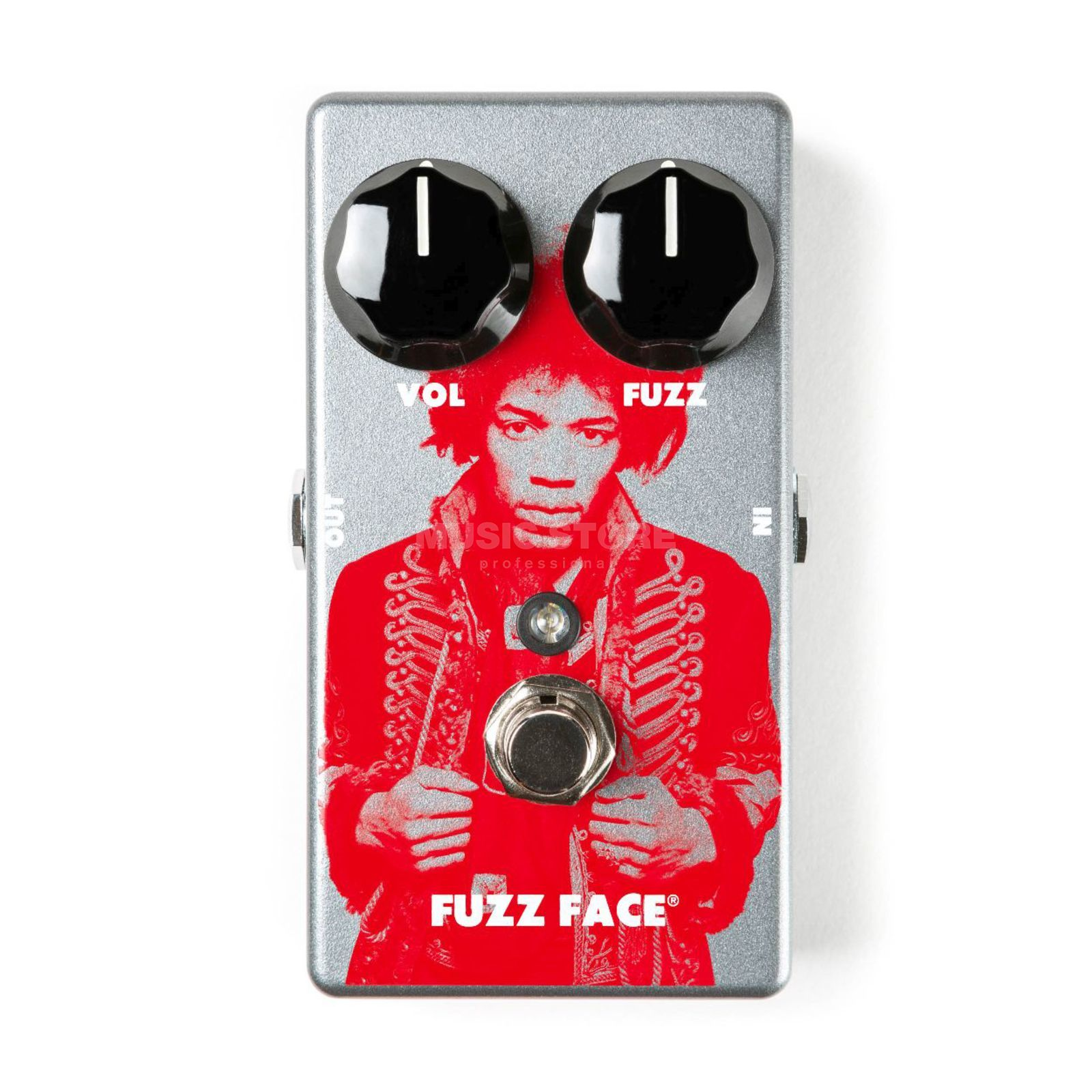 Dunlop JHM5 Jimi Hendrix Fuzz Face Distortion Product Image