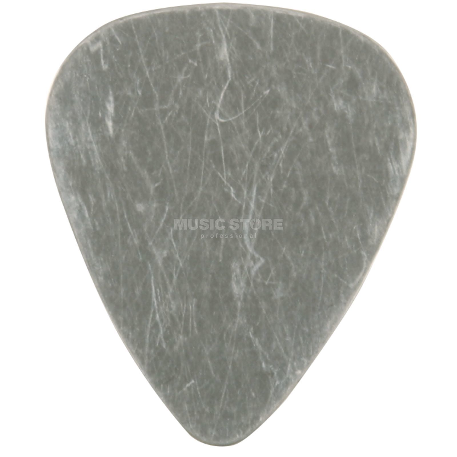 Dunlop Metal Plectrum 0,51mm Stainless Steel Produktbillede