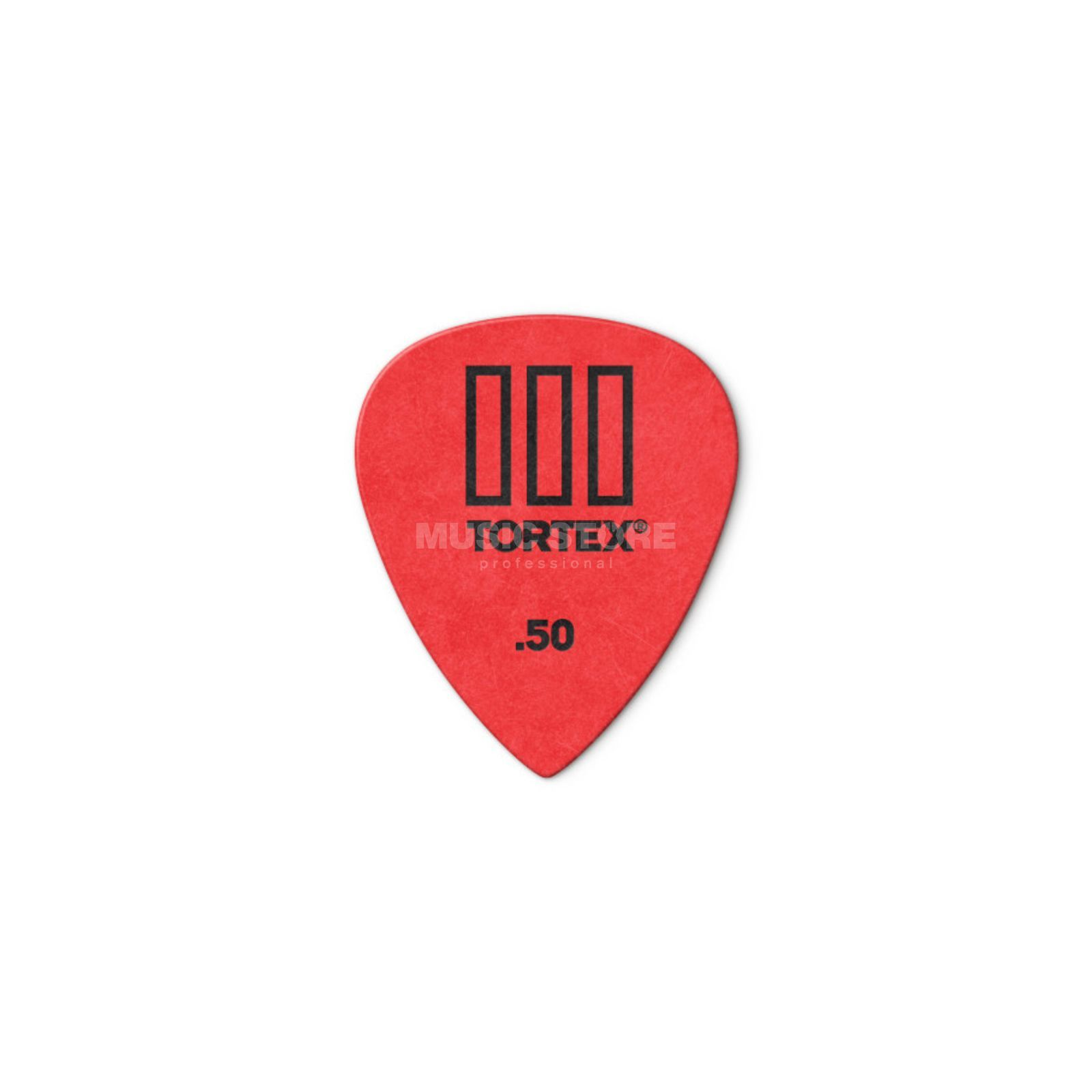 Dunlop Tortex III 462 Picks 0,50 72-Pack Produktbillede