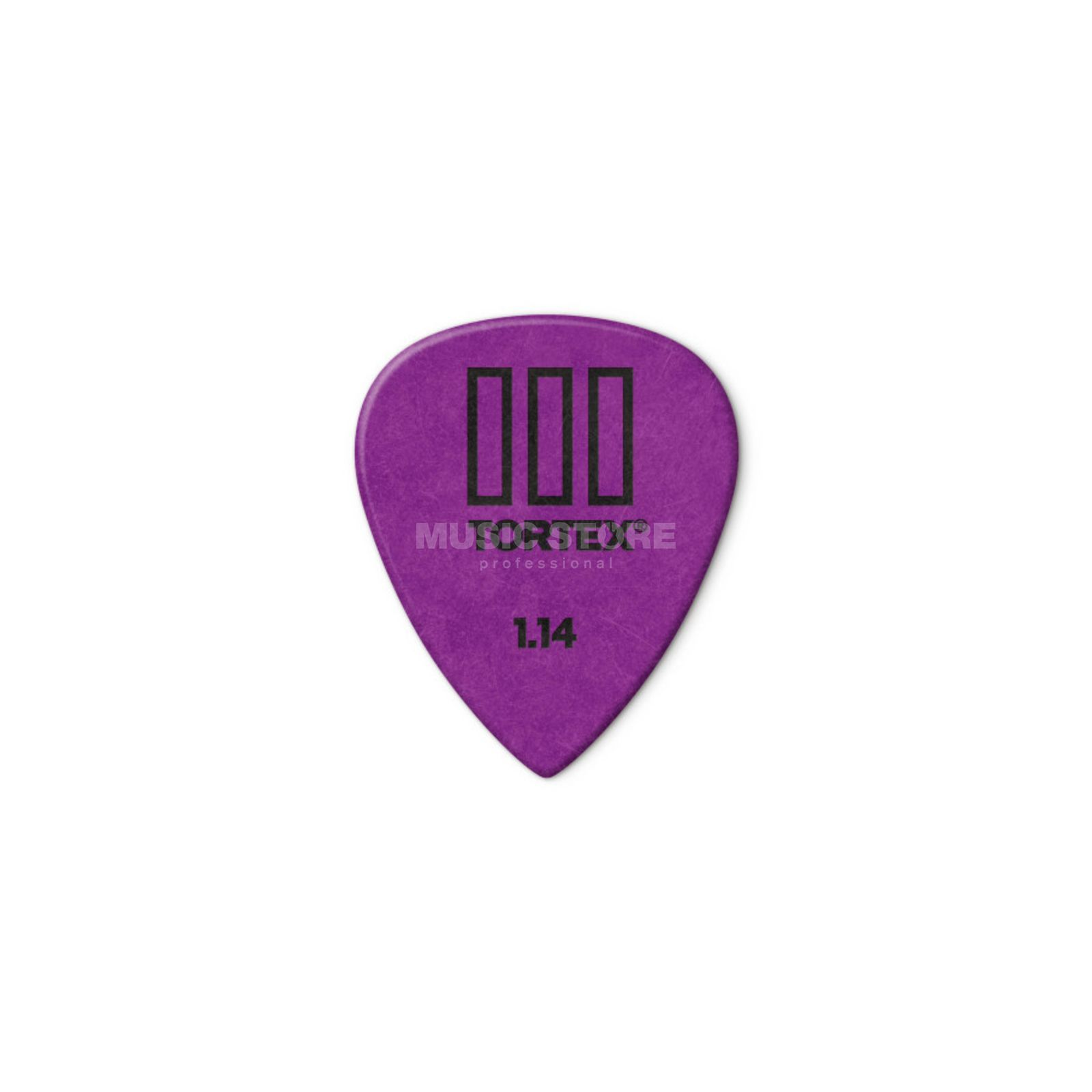 Dunlop Tortex III 462 Picks 1,14 72-Pack Produktbillede
