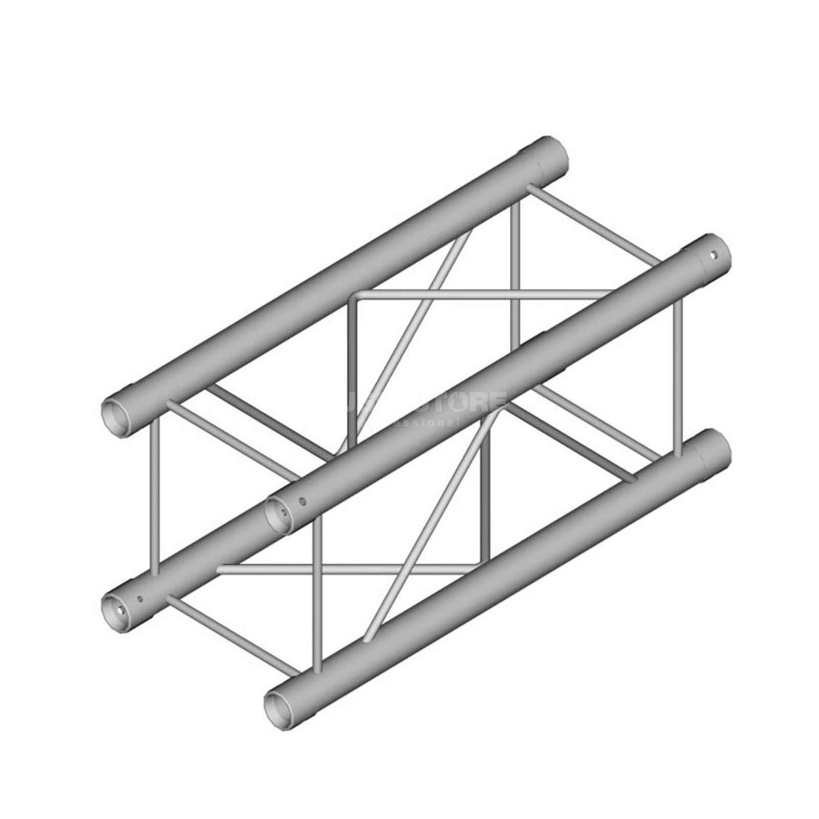 DURATRUSS DT 24-100 4-Point Truss, 1,0 m incl.  Conical Coupler Produktbillede