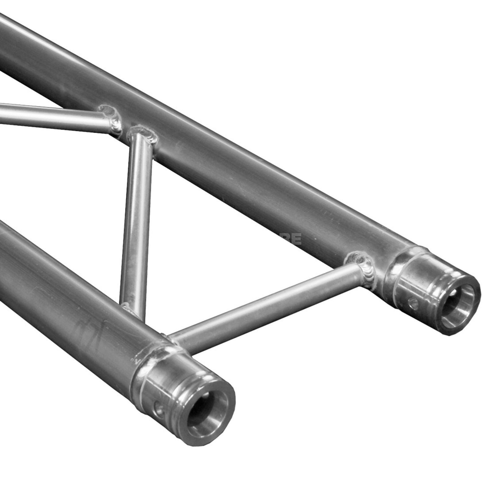 DURATRUSS DT 32-025, 2-Point Truss 25 cm incl.  Conical Coupler Produktbillede