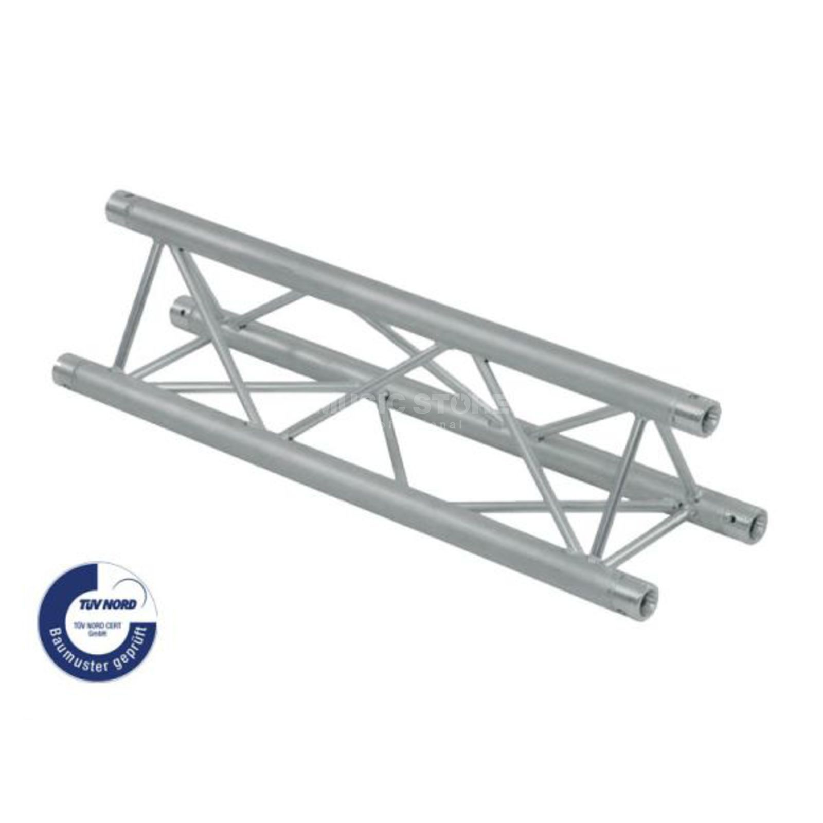 DURATRUSS DT 33-450, 3-Point Truss 4.5 m incl.  Conical Coupler Produktbillede