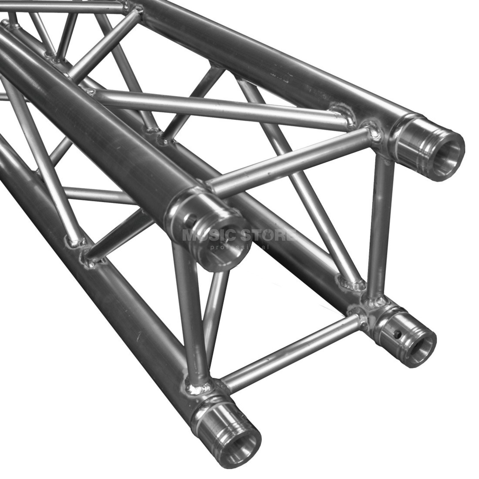 DURATRUSS DT 34-075, 4-Point Truss 75 cm incl.  Conical Coupler Produktbillede