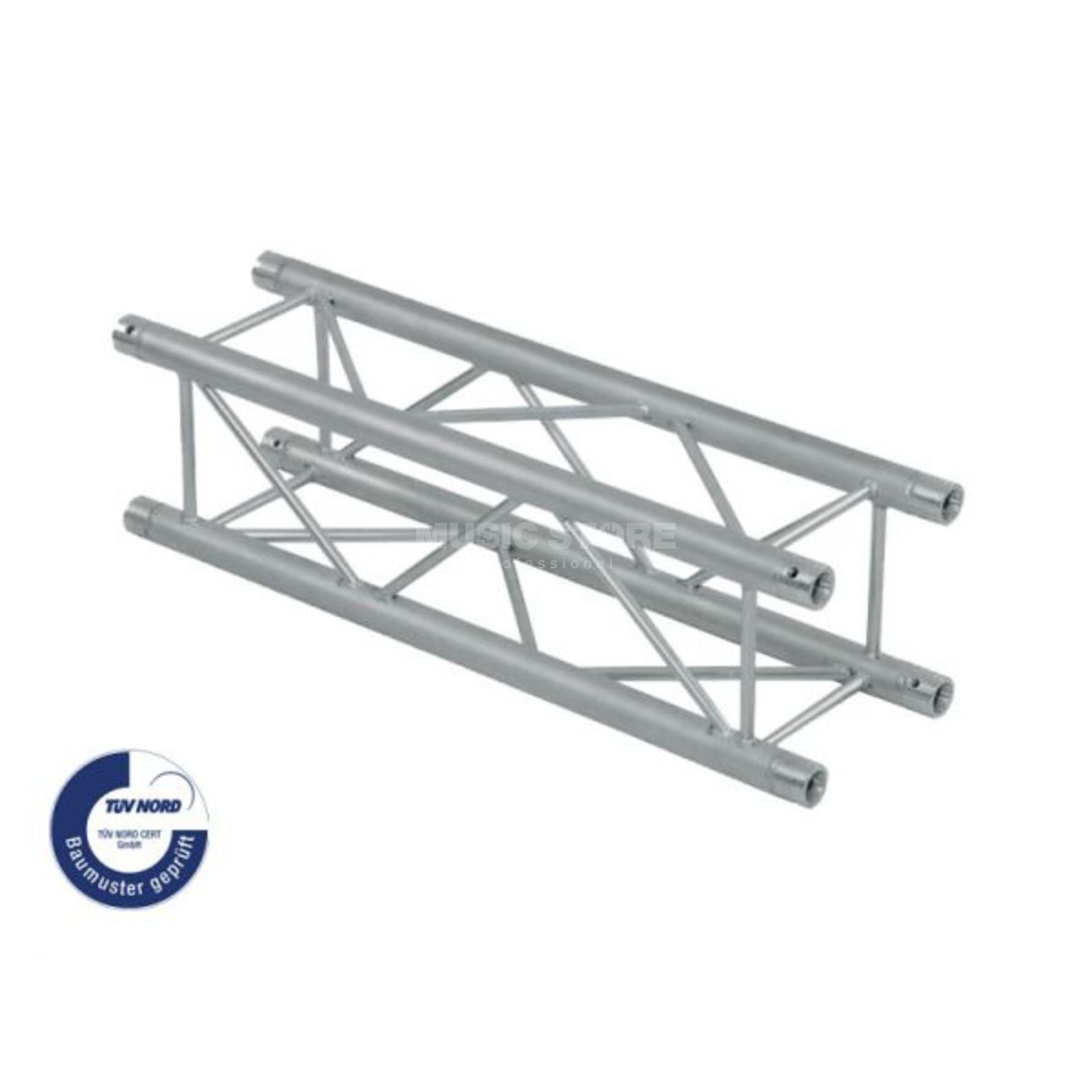 DURATRUSS DT 34-400, 4-Point Truss 4,0 m incl.  Conical Coupler Produktbillede