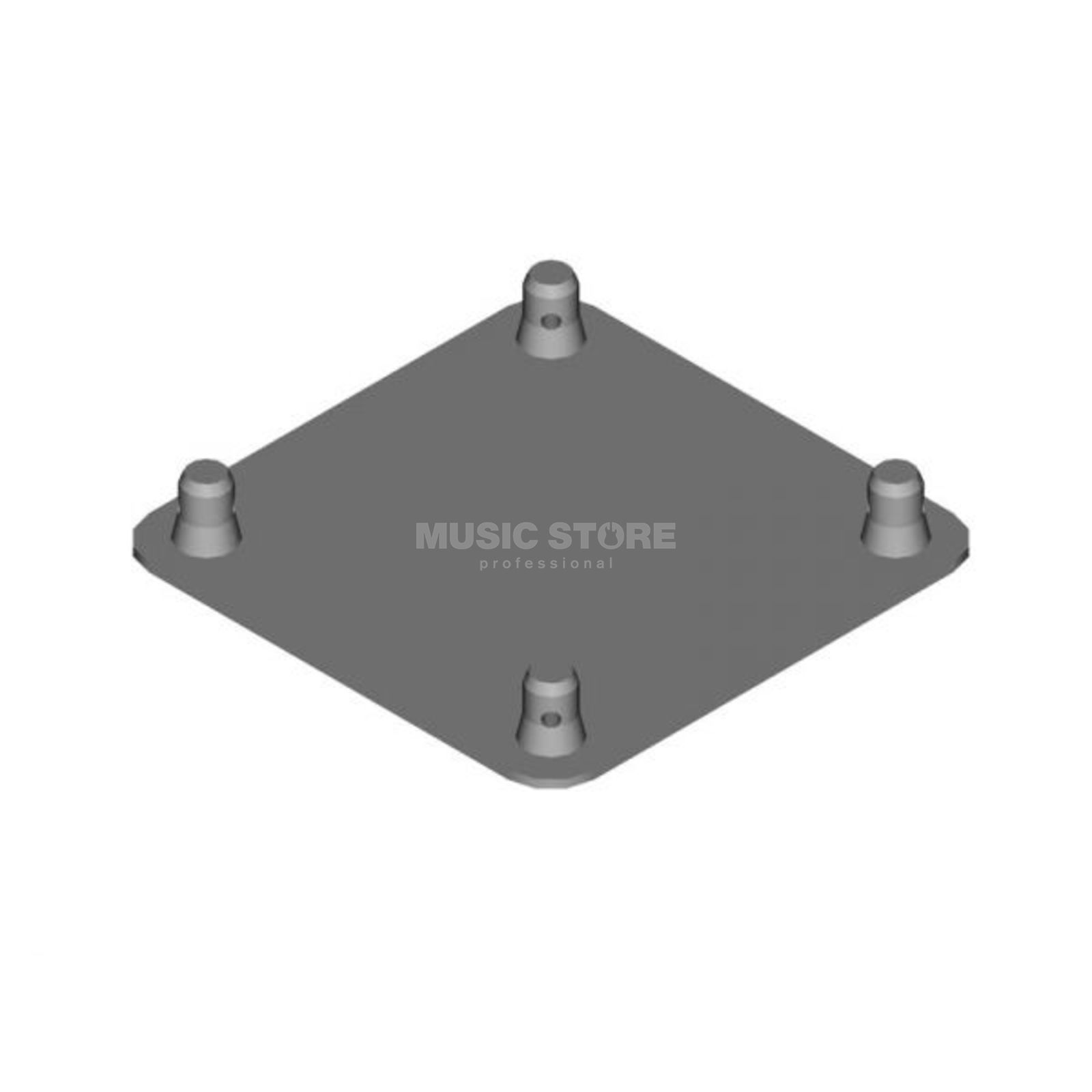 DURATRUSS DT 34 Base Plate for 4-Point Truss Produktbillede