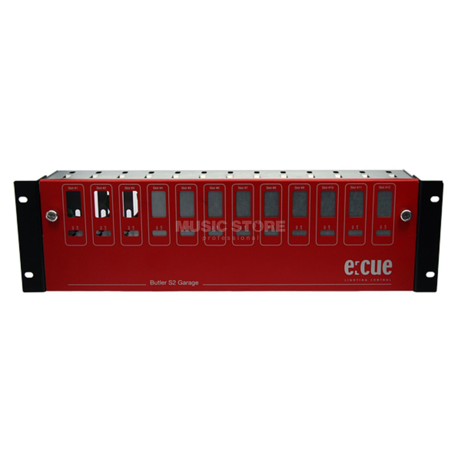 "e:cue Butler Garage 19"" Rack Mount Housing Product Image"