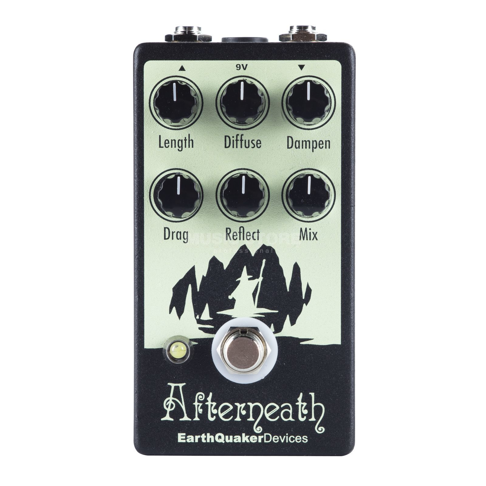 Earthquaker Devices Afterneath Reverb Produktbild