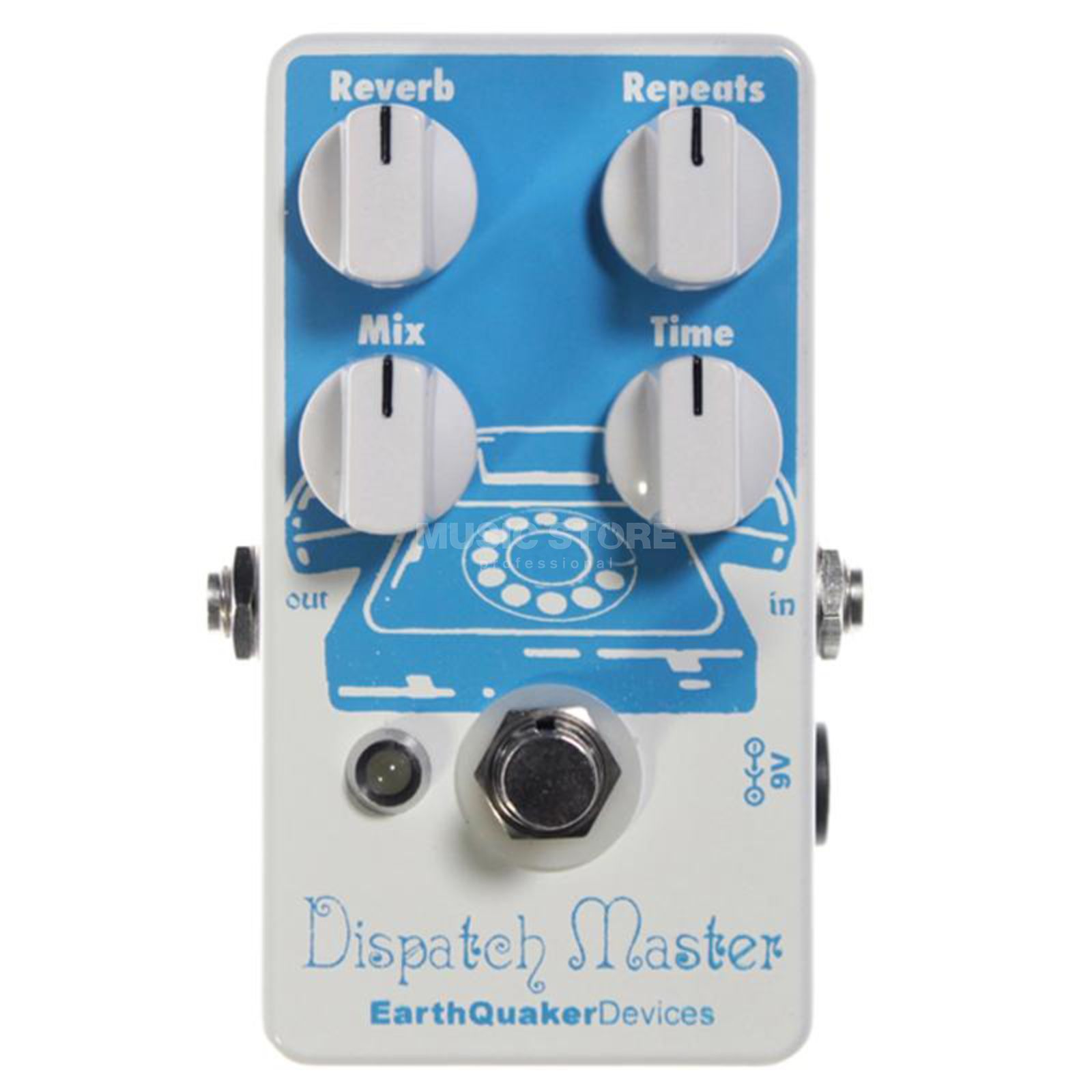 Earthquaker Devices Dispatch Master Delay/Reverb Produktbillede