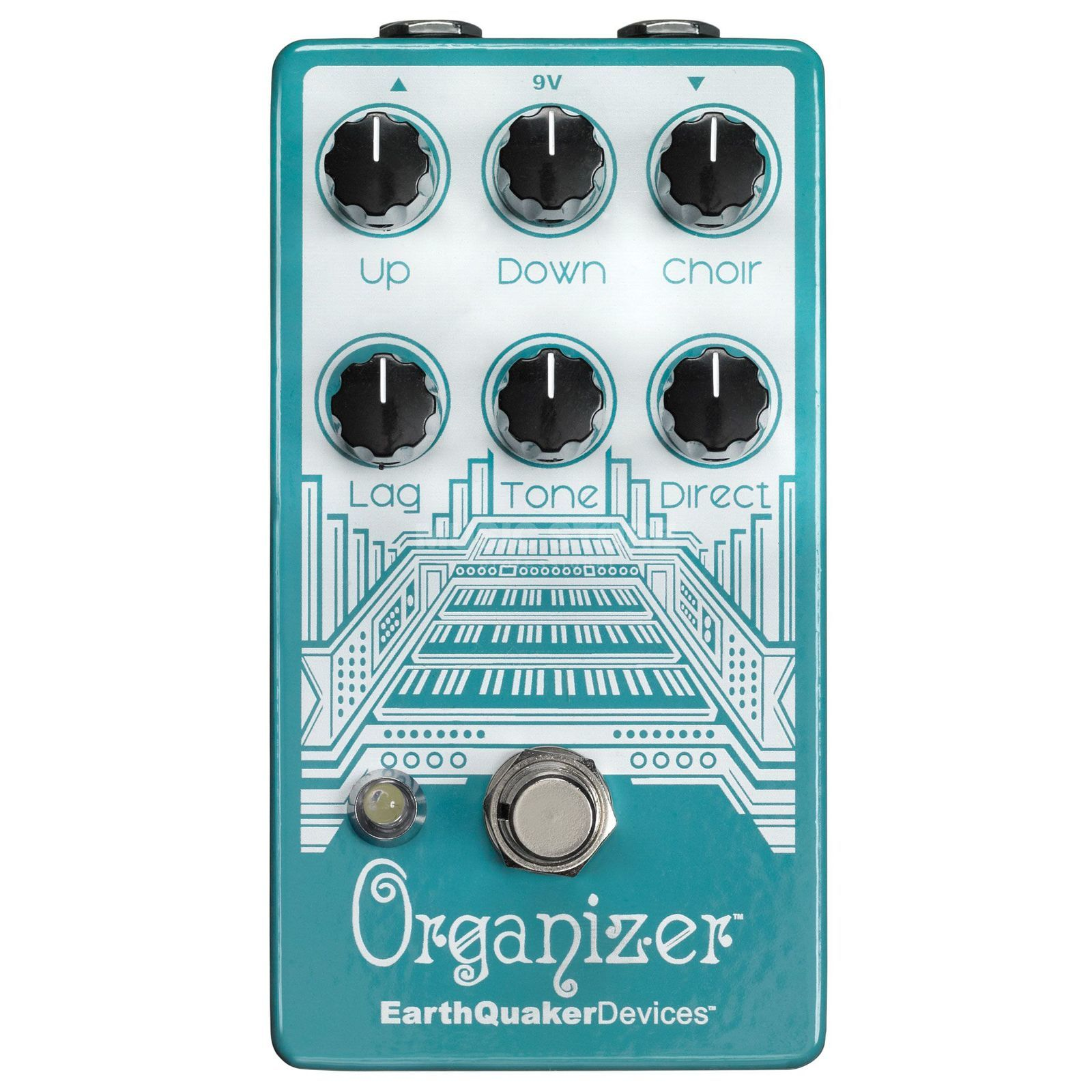 Earthquaker Devices Organizer V2 Imagem do produto