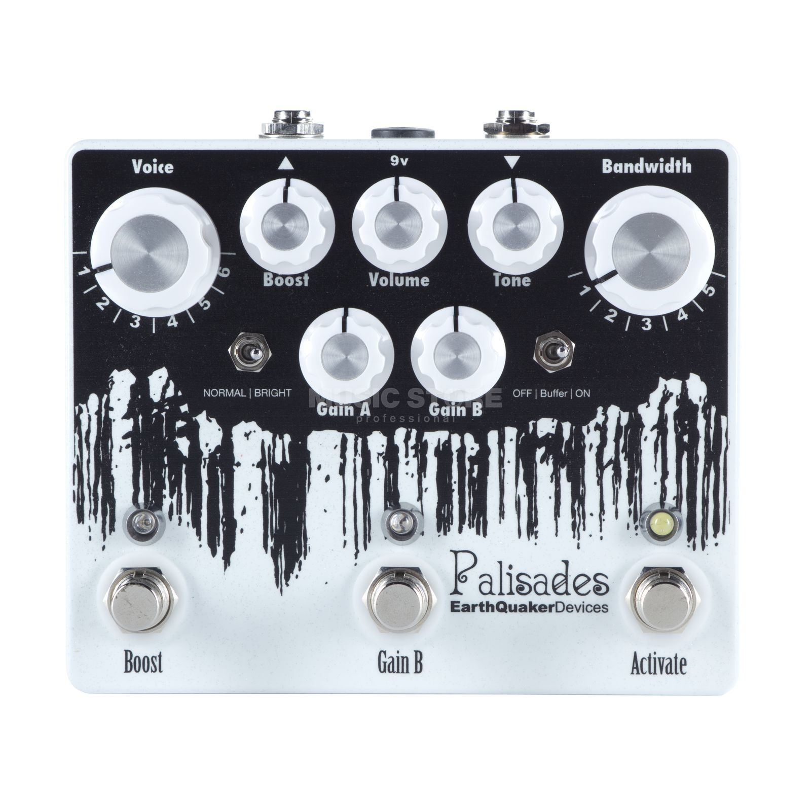 Earthquaker Devices Palisades Overdrive Produktbillede