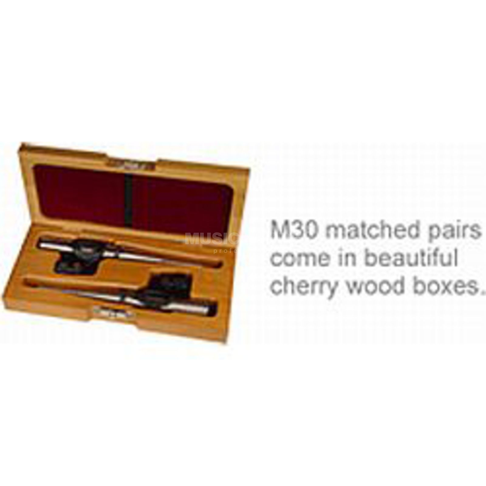 Earthworks M30 mp Matched Pair in Cherry Box Produktbild