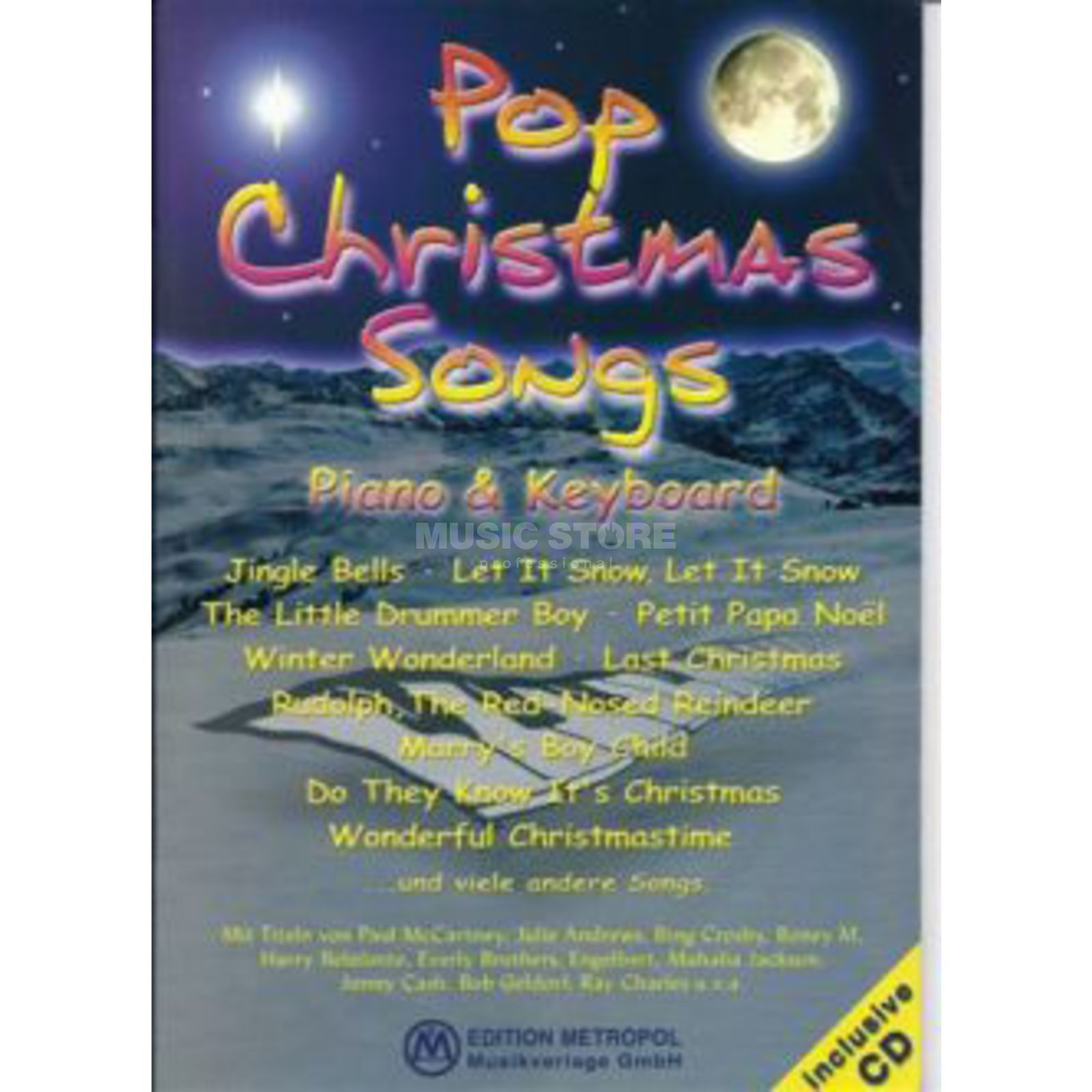 Edition Metropol Pop Christmas Songs Produktbild