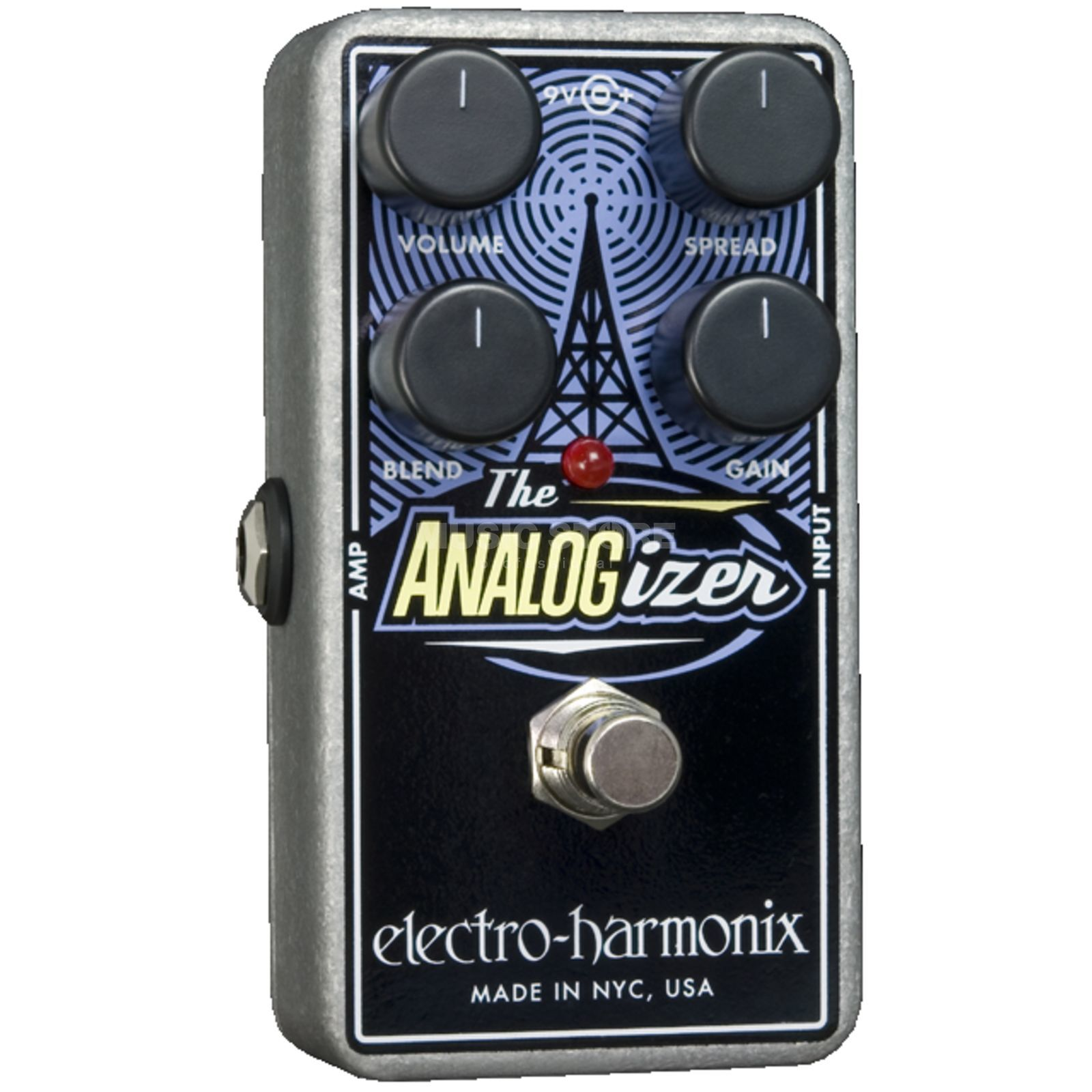 Electro Harmonix Analogizer Guitar Effects Peda l   Produktbillede