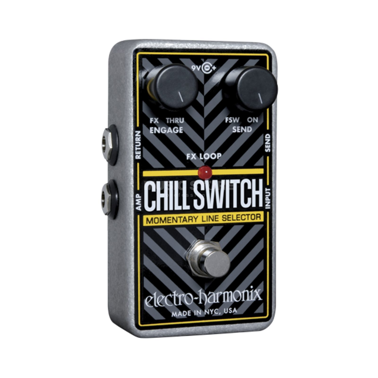 Electro Harmonix Chillswitch Momentary Line Selector Produktbild