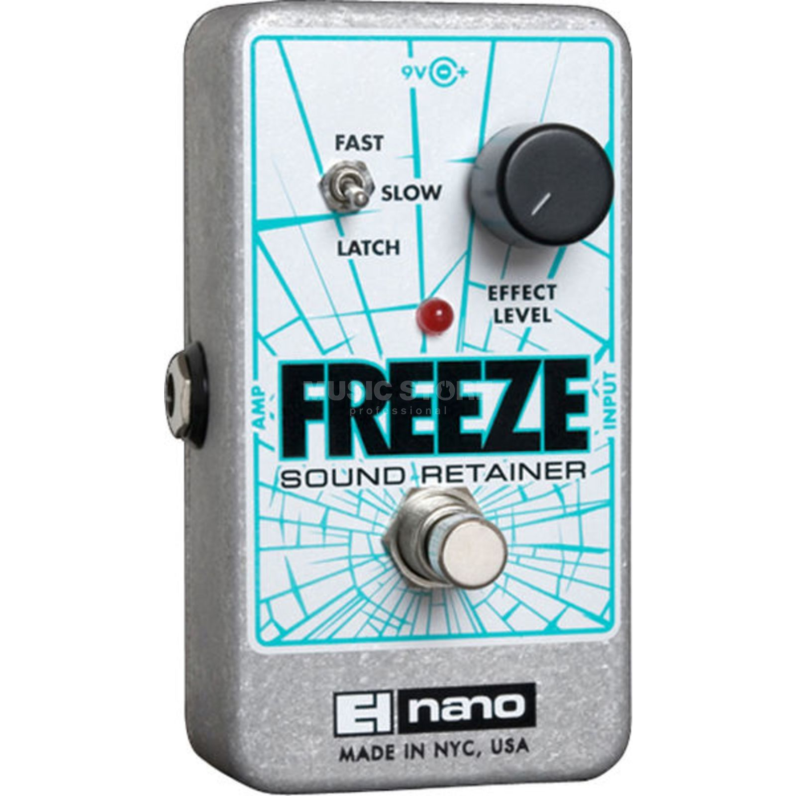Electro Harmonix Freeze Sound Retainer Produktbild