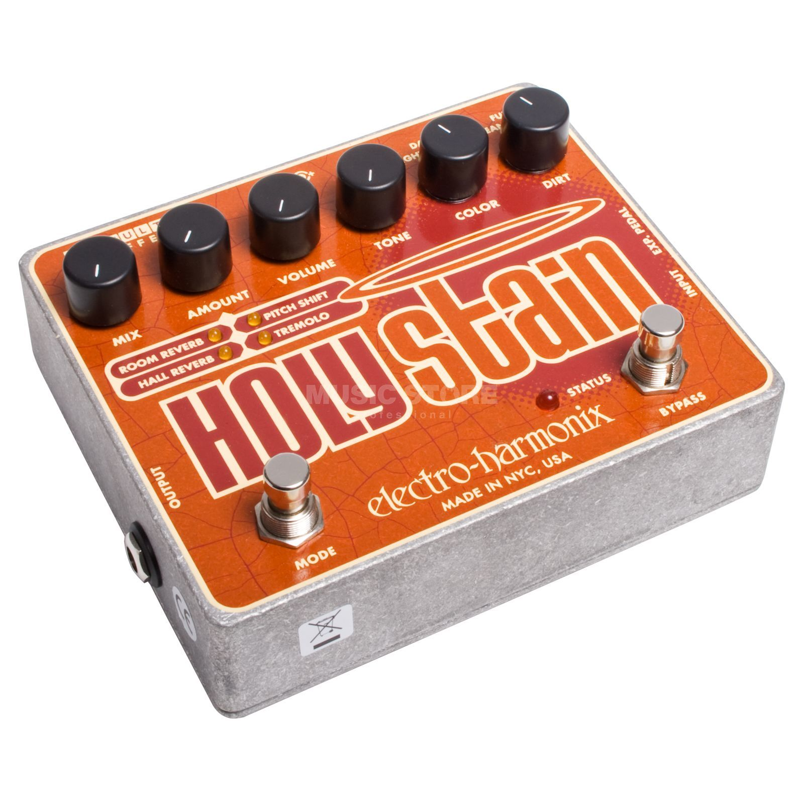 Electro Harmonix Holy Stain Guitar Multi Effect s Pedal   Produktbillede