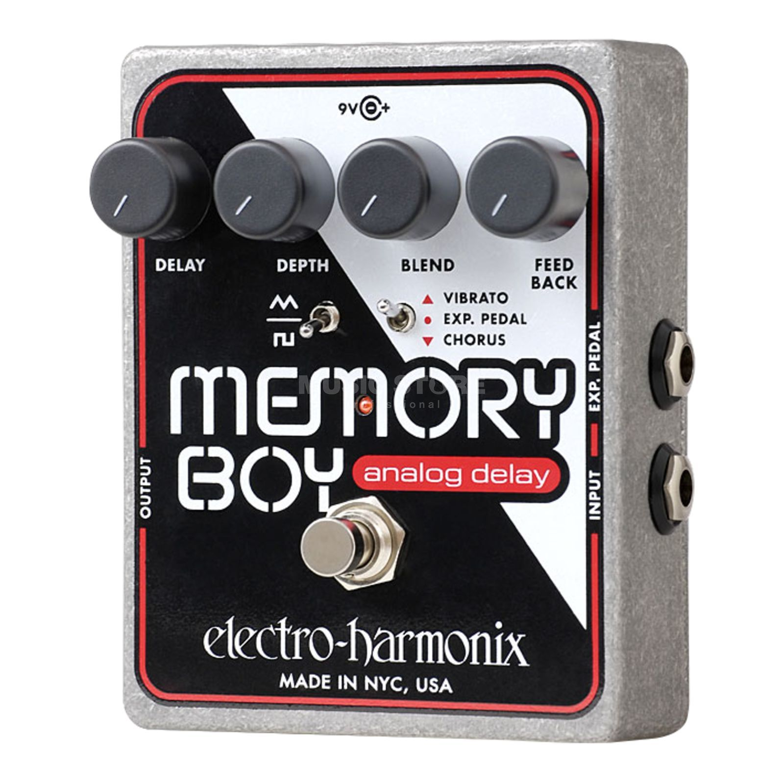 Electro Harmonix Memory Boy Analogue Delay Guit ar Effects Pedal   Produktbillede
