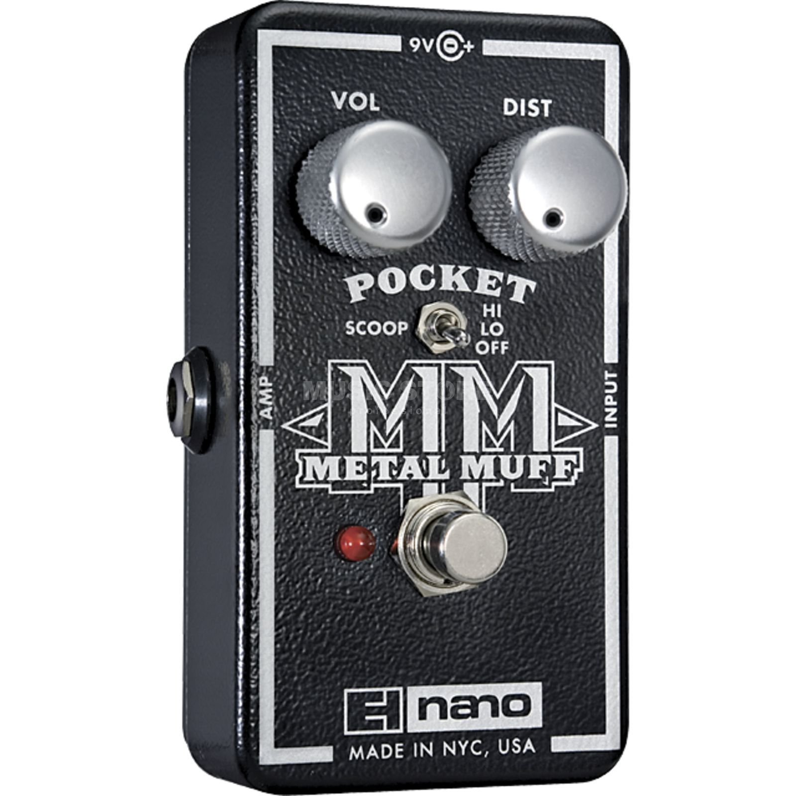 Electro Harmonix Pocket Metal Muff Distortion Produktbild