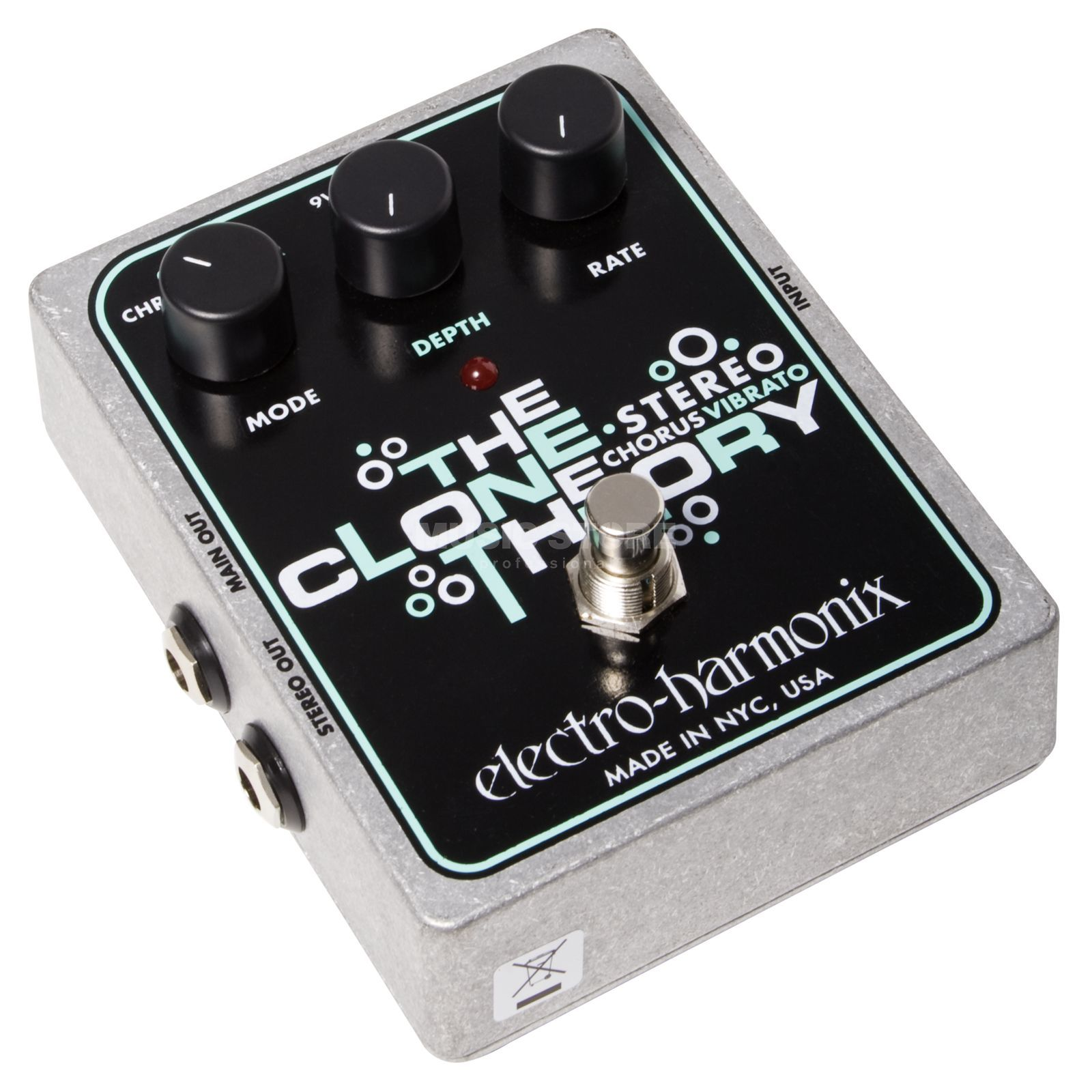 Electro Harmonix Stereo Clone Theory  Produktbillede