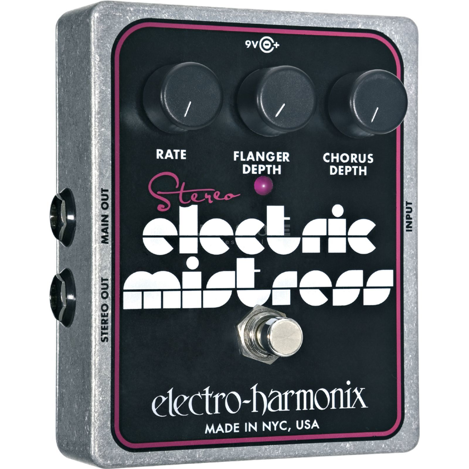 Electro Harmonix Stereo Electric Mistress Flang er Chorus Pedal   Produktbillede