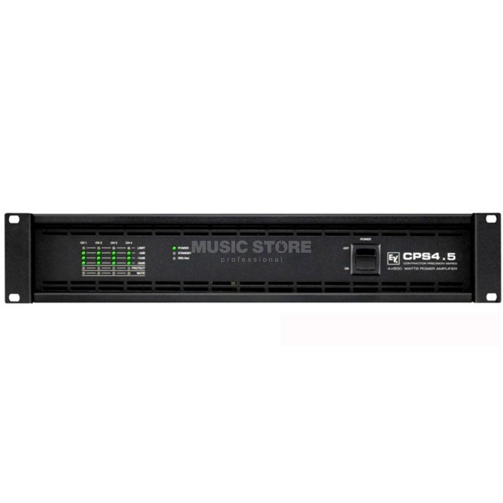 Electro Voice CPS 4.5 4x 500W Amplifier Product Image