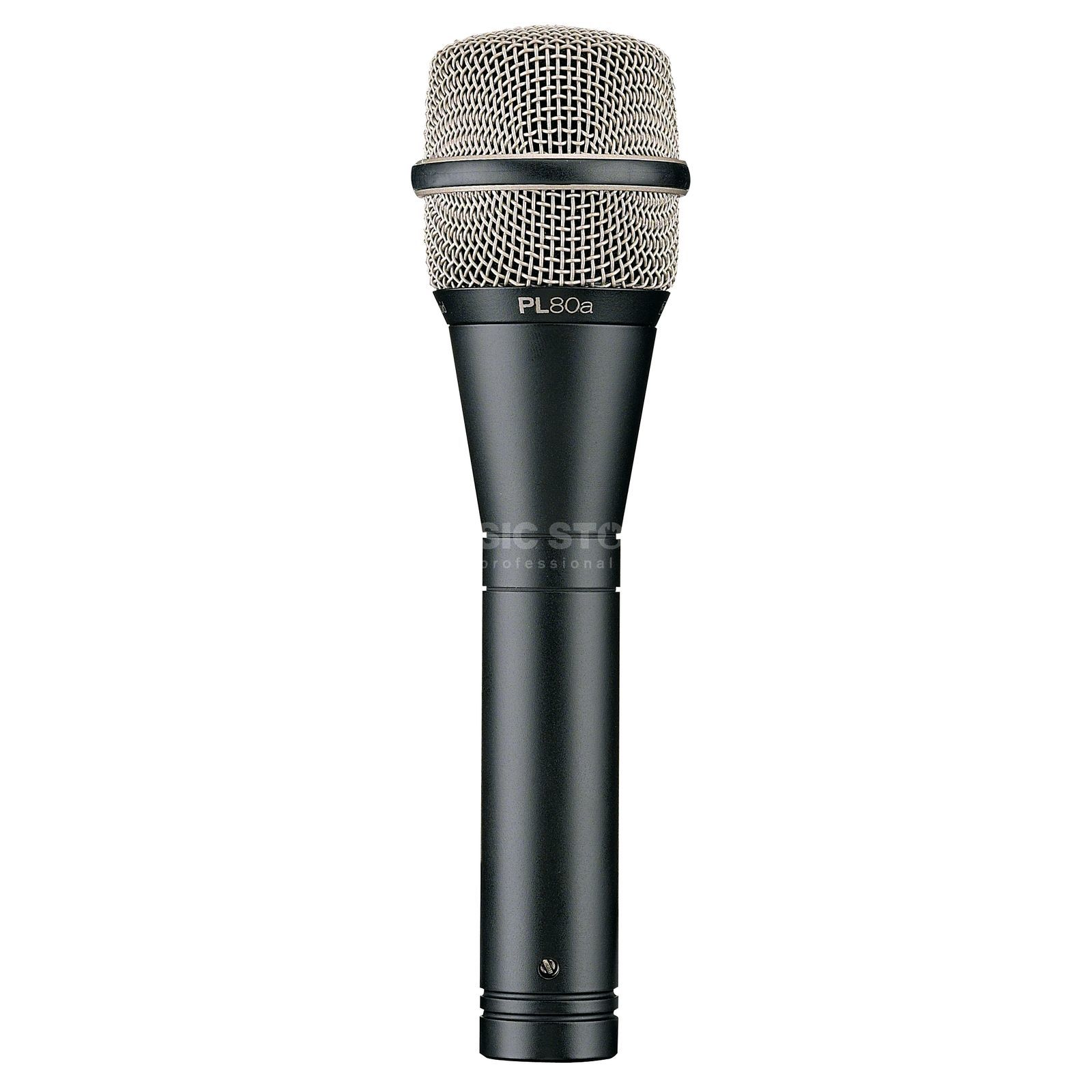 Electro Voice PL80A Supercardioid Dynamic Vocal Microphone Produktbillede