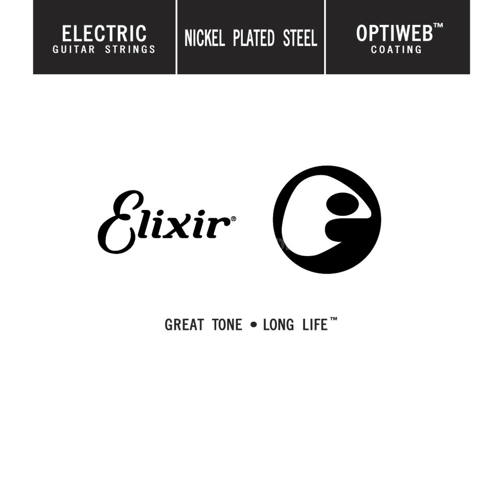 Elixir 16224 Single Strig 024 Optiweb Product Image
