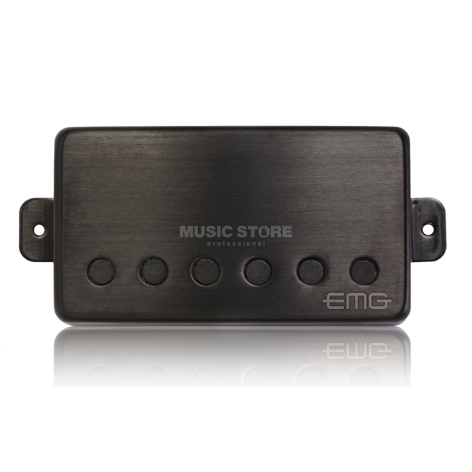 EMG 57-B Humbucker Brushed Black Chrom Produktbillede
