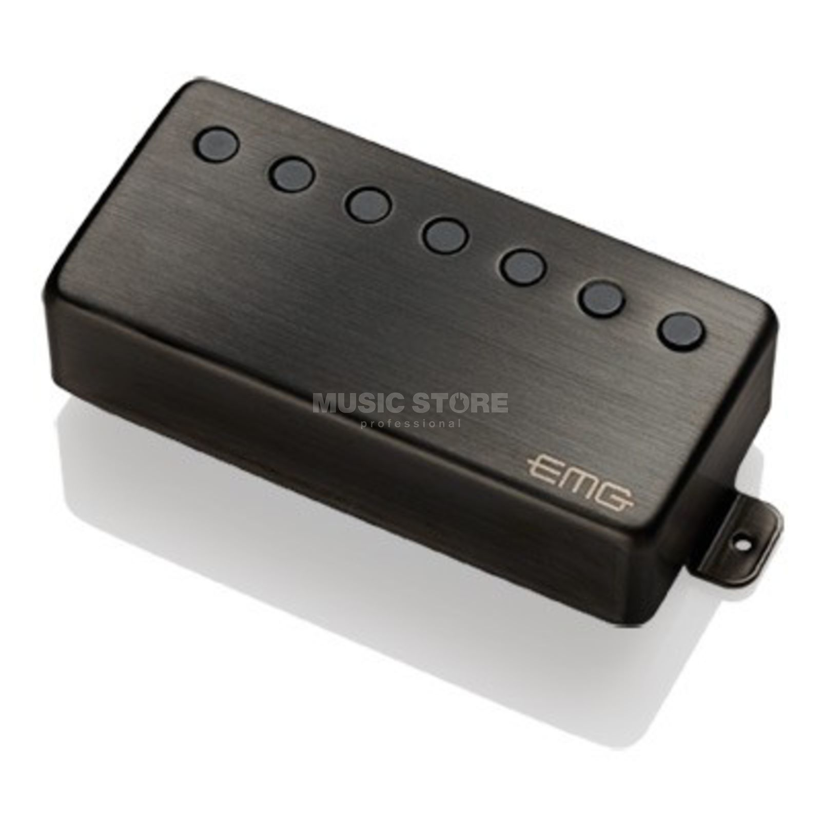 EMG 66-7H Humbucker brushed black chrome Produktbillede
