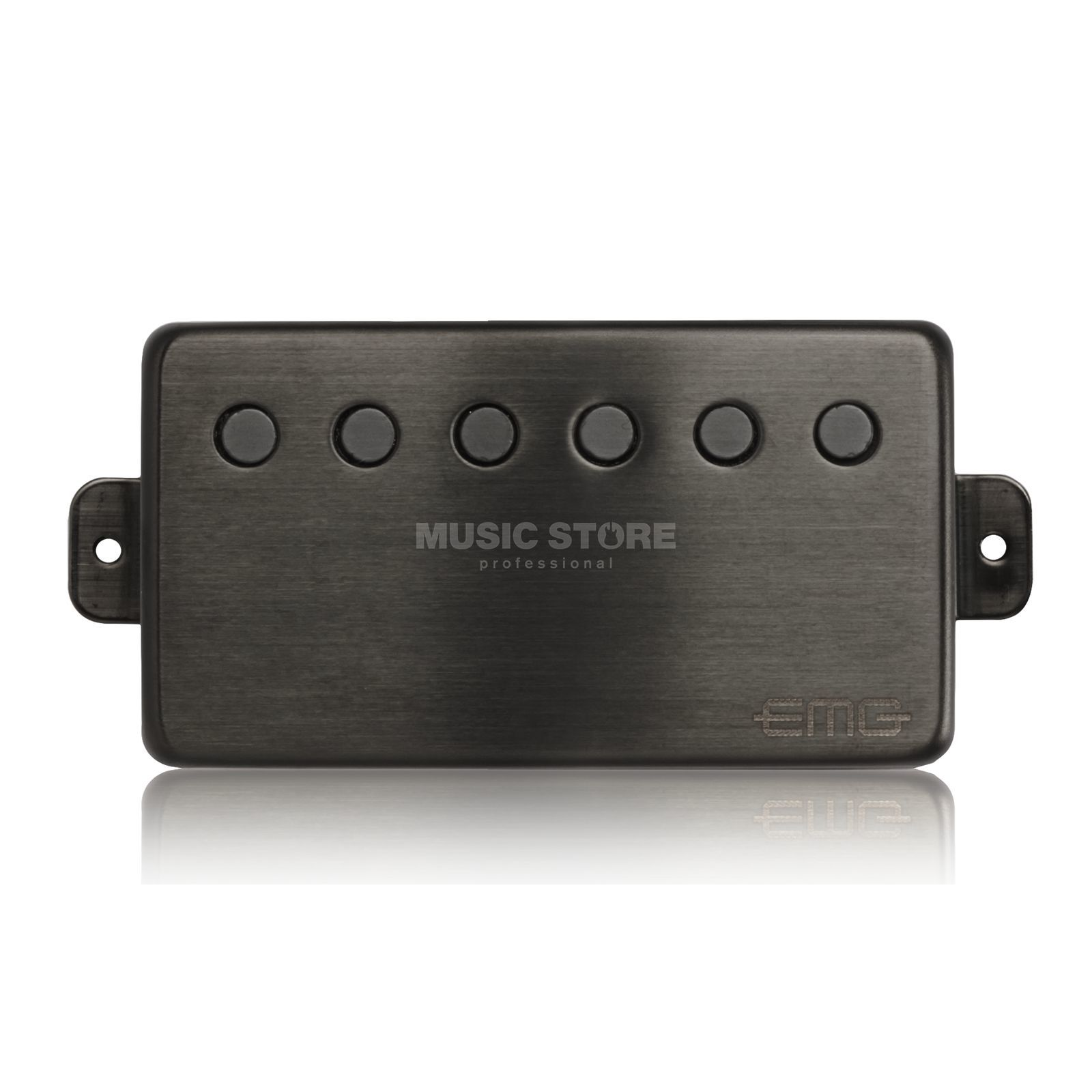 EMG 66-N Humbucker Brushed Black Chrome Produktbillede