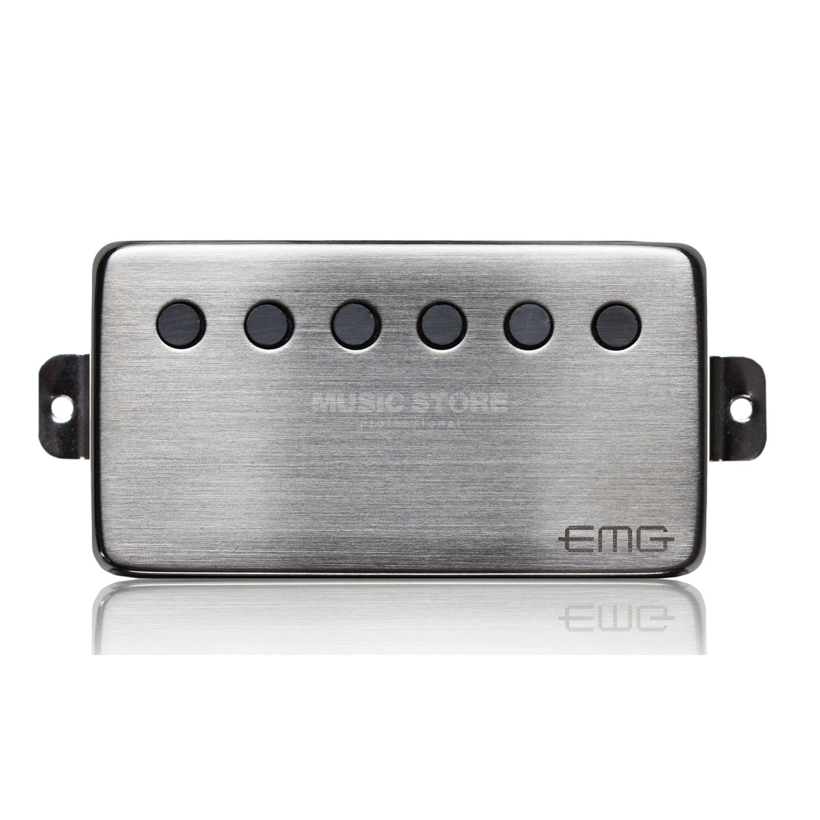 EMG 66-N Humbucker Brushed Chrom Produktbild
