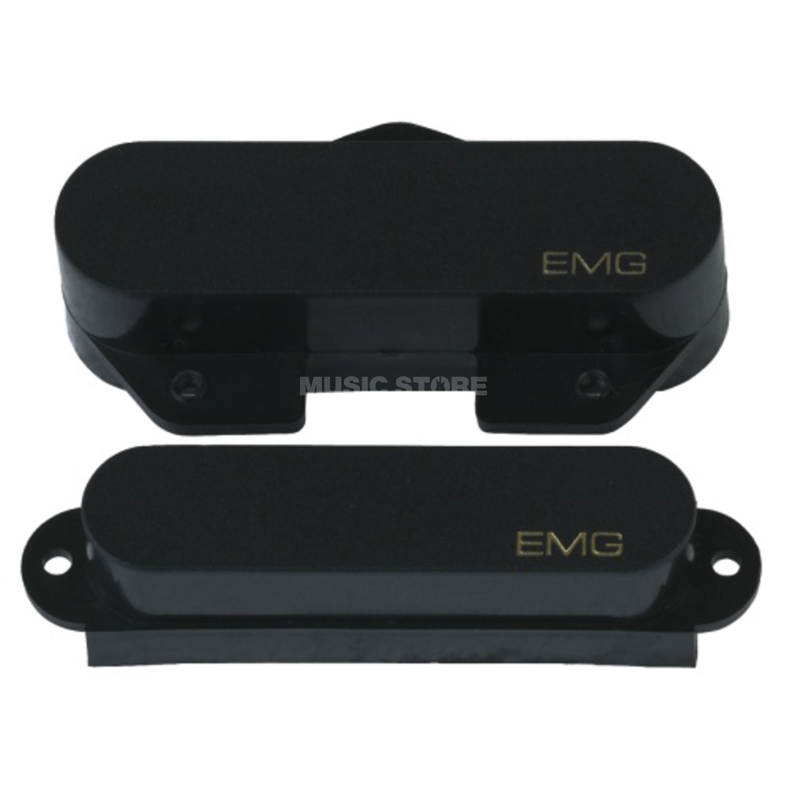EMG EMG TC SET BLACK    Produktbillede