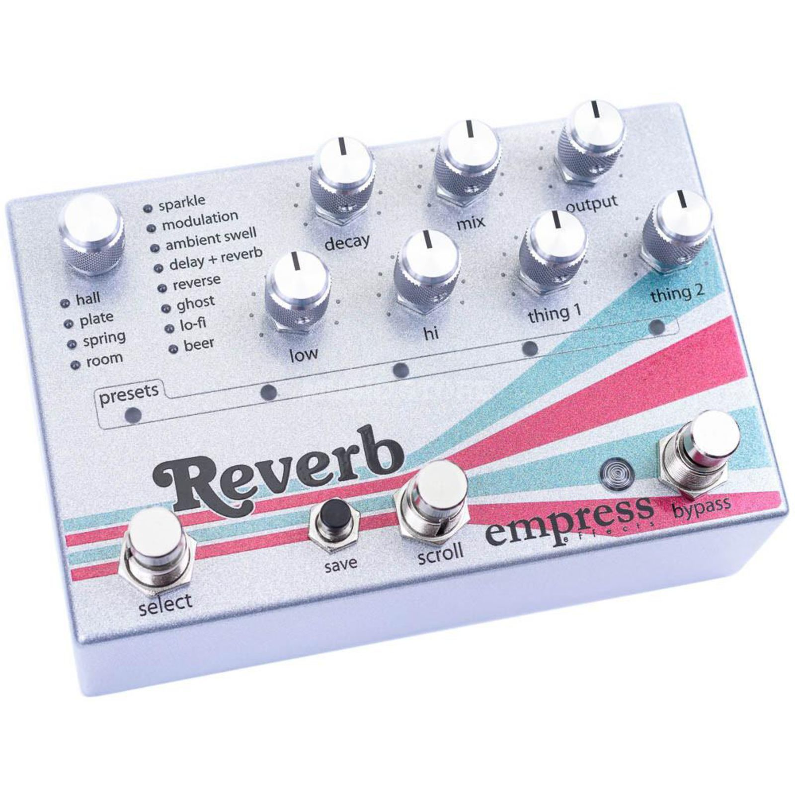 Empress Effects Reverb Produktbild