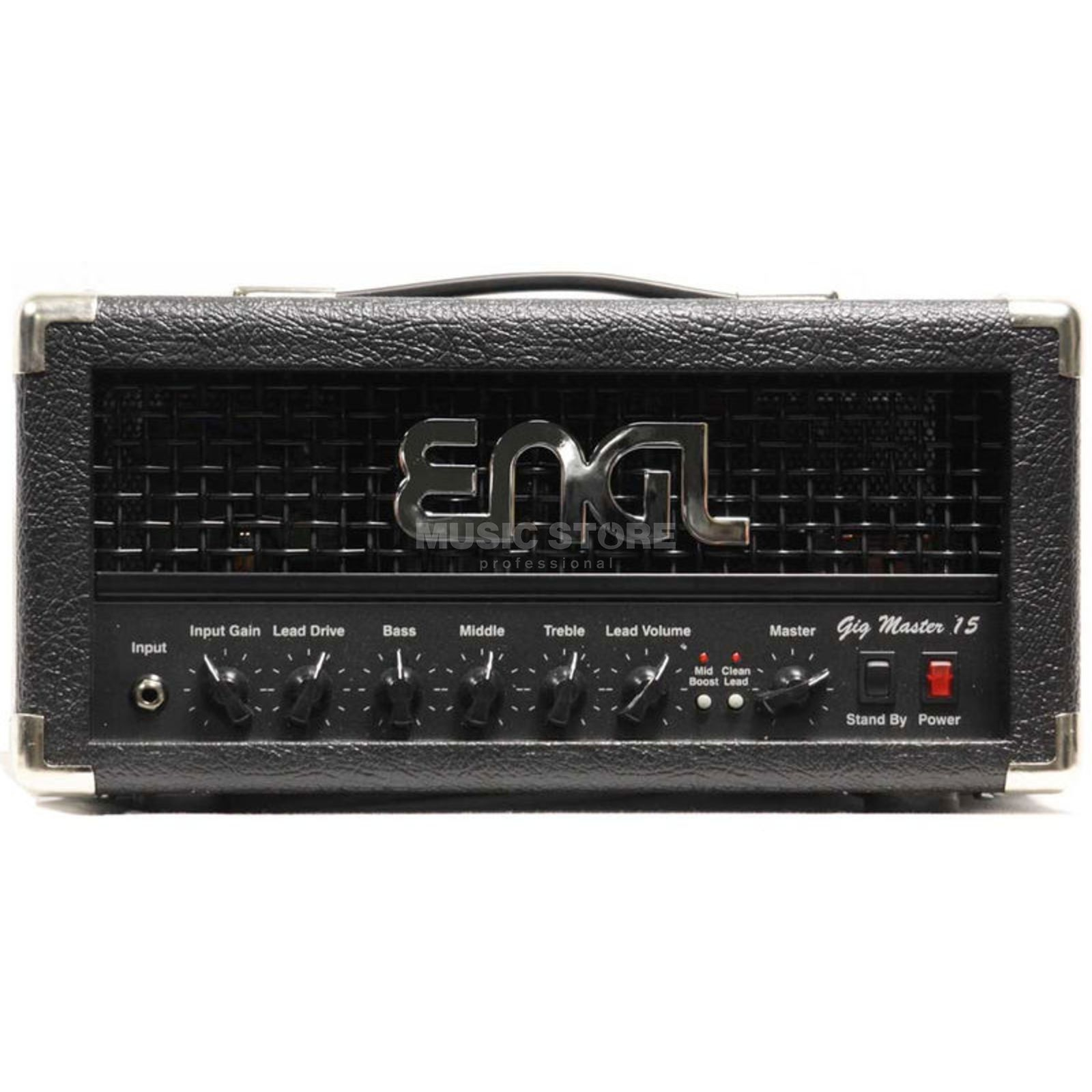 Engl Gigmaster 15 Guitar Amplifier  Head   Produktbillede