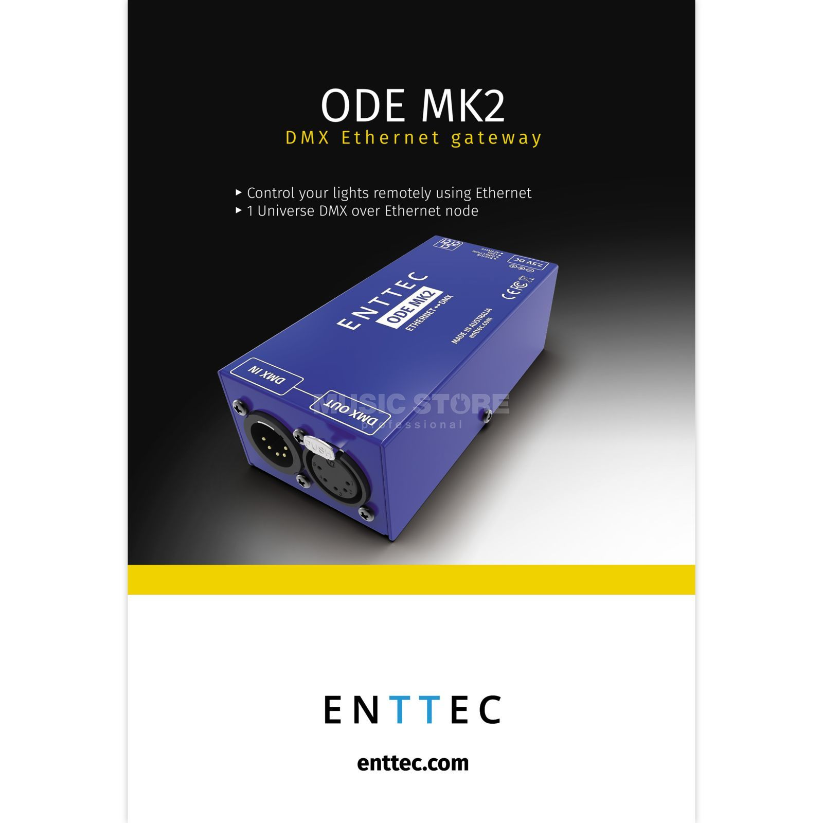 Enttec ODE Mk2 Product Image
