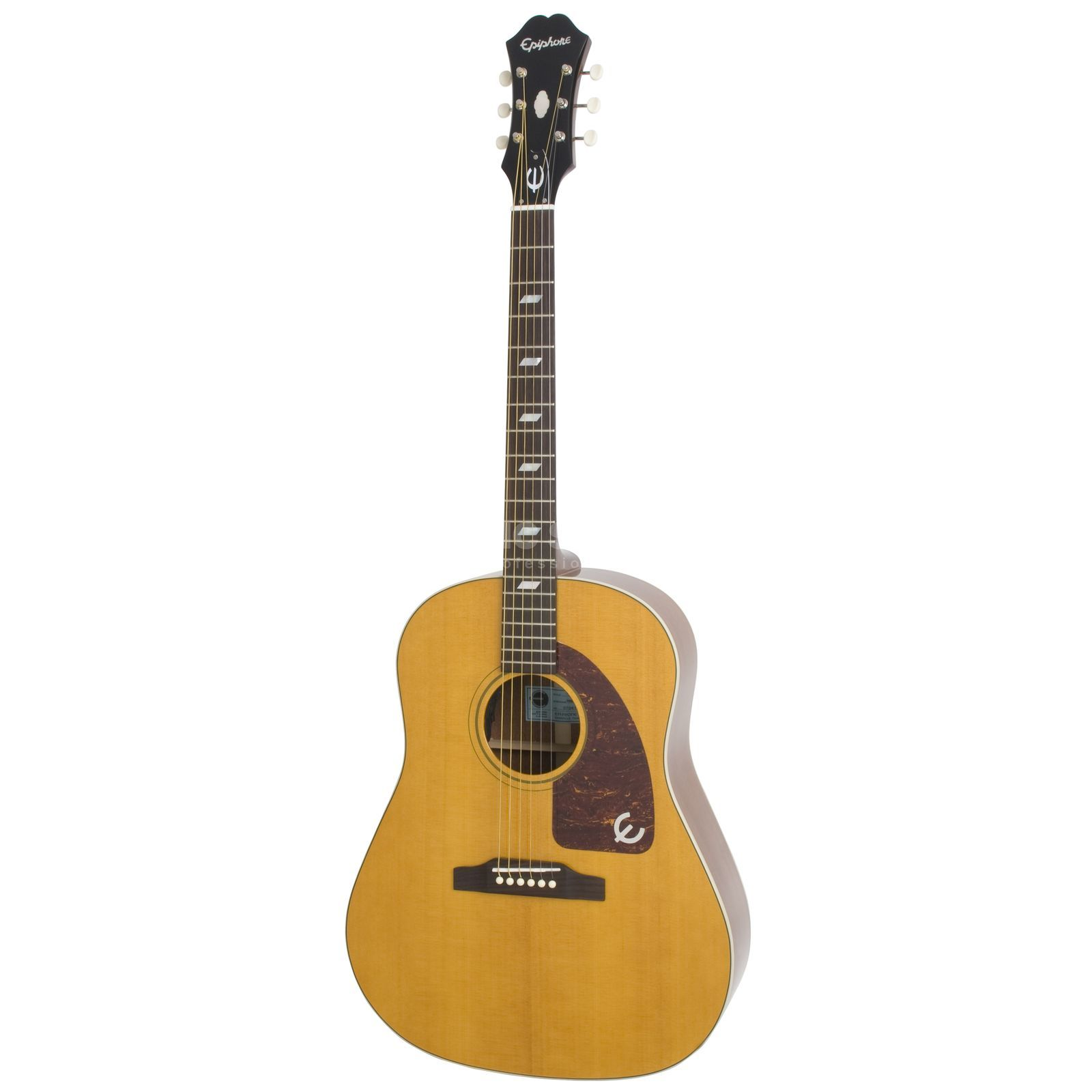 Epiphone 1964 Texan AN Antique Natural Produktbild
