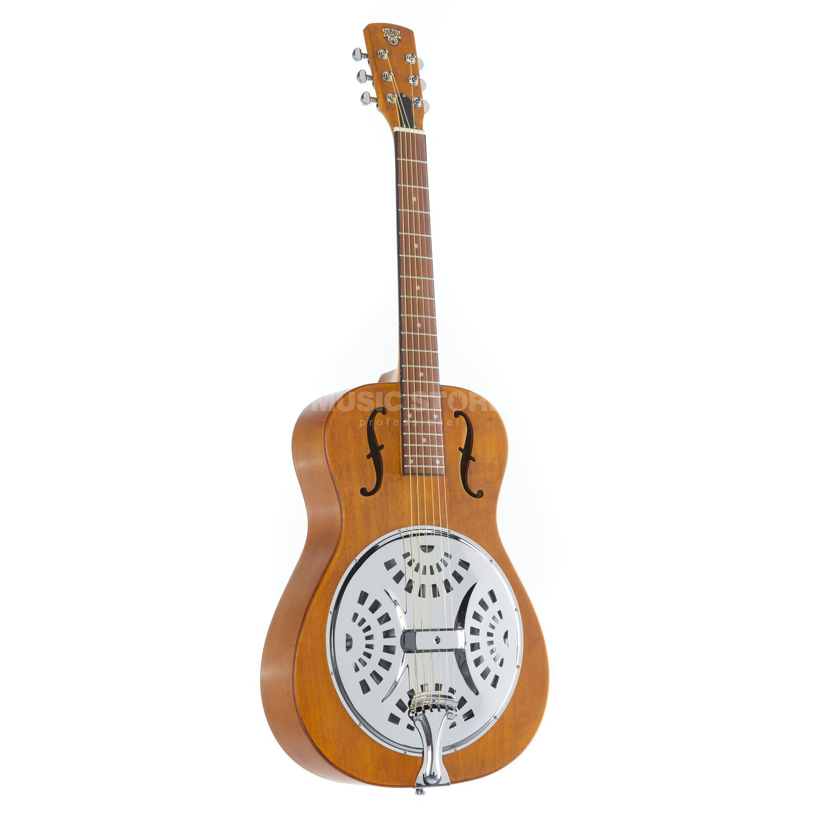 Epiphone Dobro Hound Dog Round Neck Vintage Brown Product Image