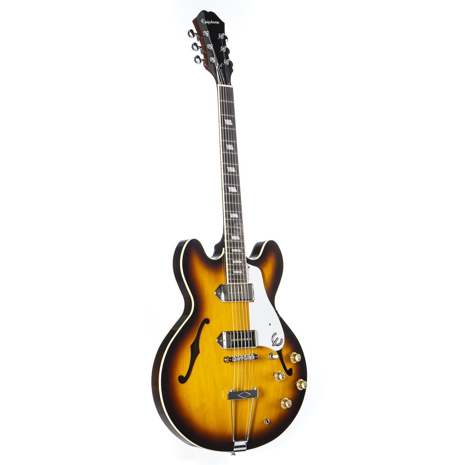epiphone elitist 1965 casino outfit na natural