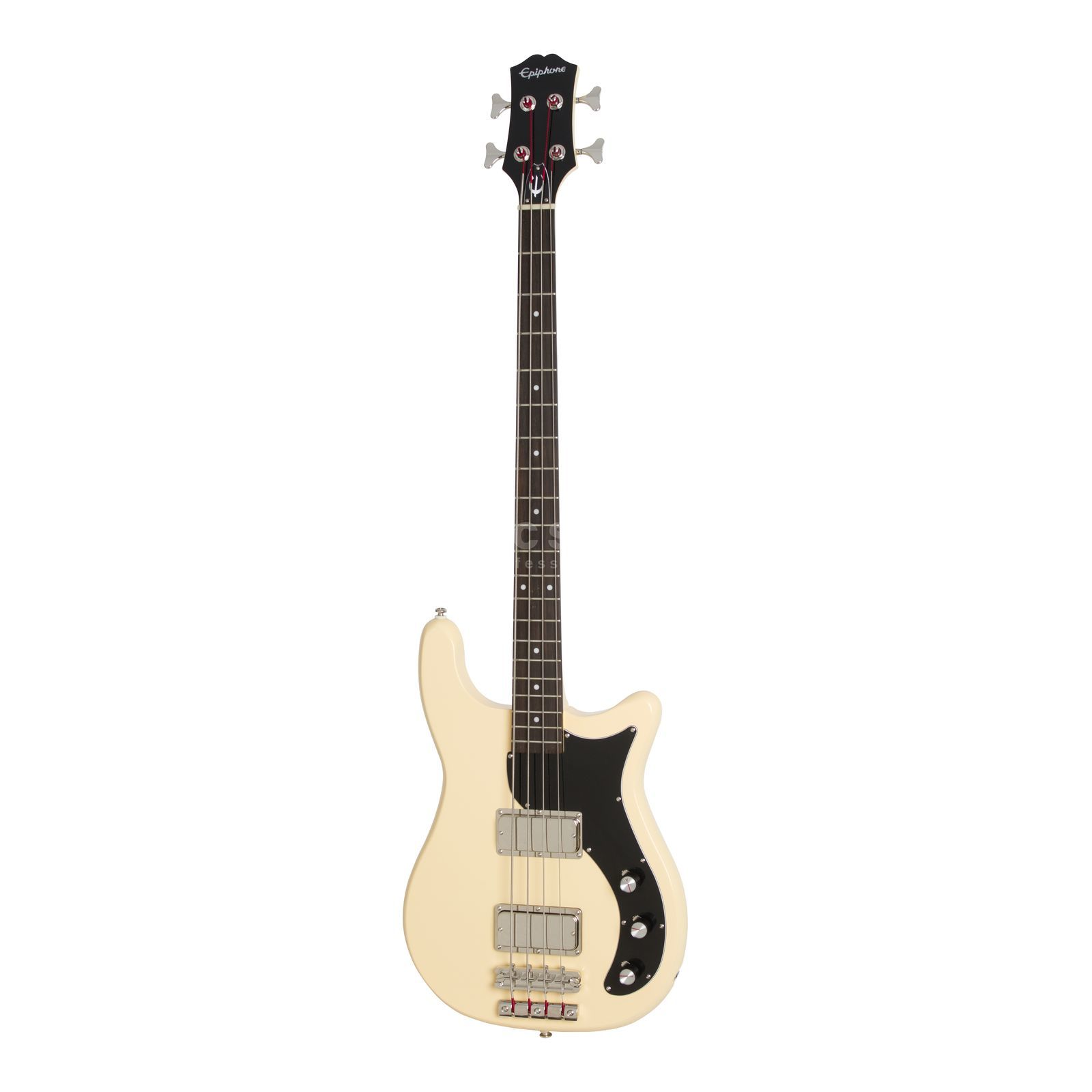 Epiphone Embassy PRO Bass Antique Ivory Productafbeelding