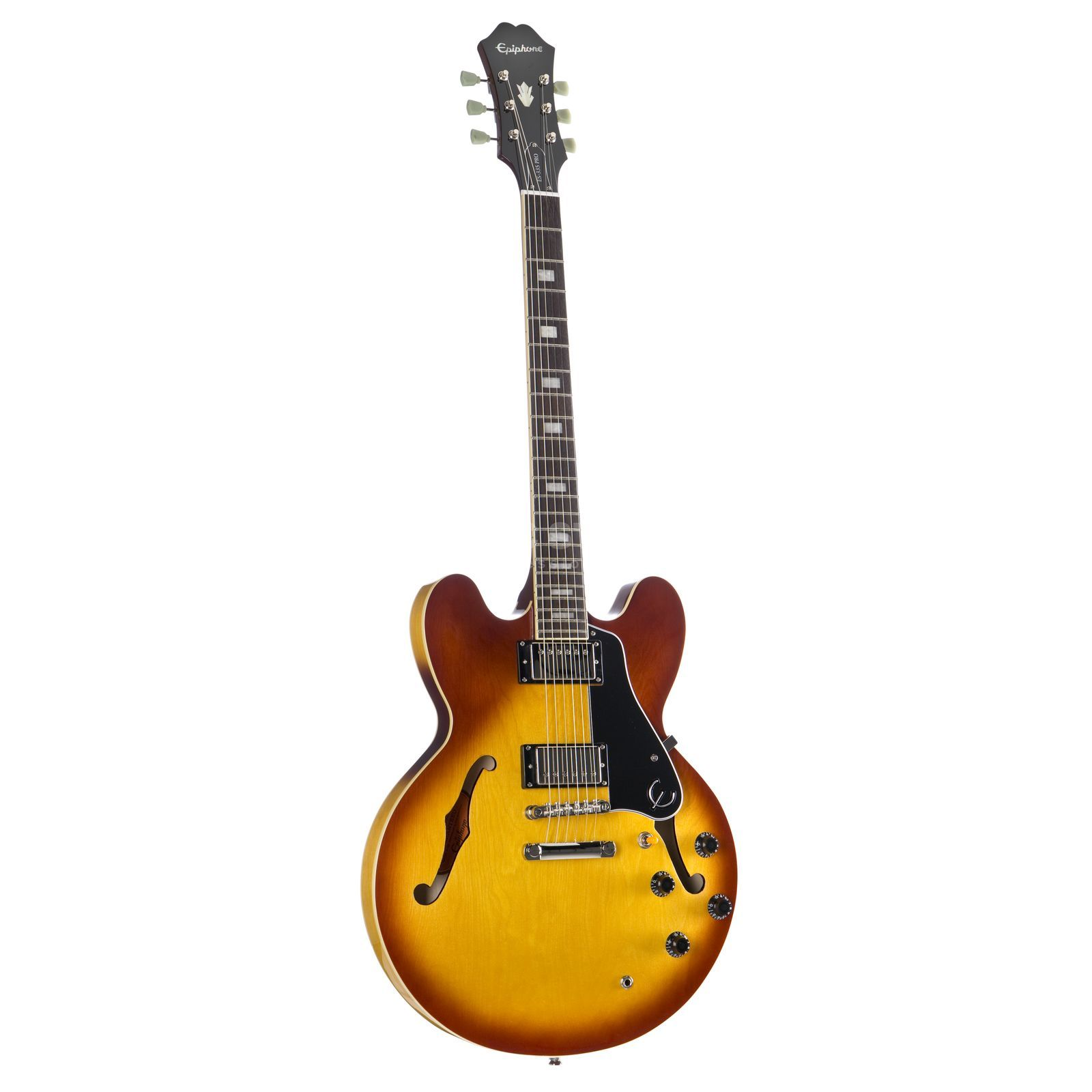 Epiphone ES-335 Pro Limited Edition Iced Tea Productafbeelding