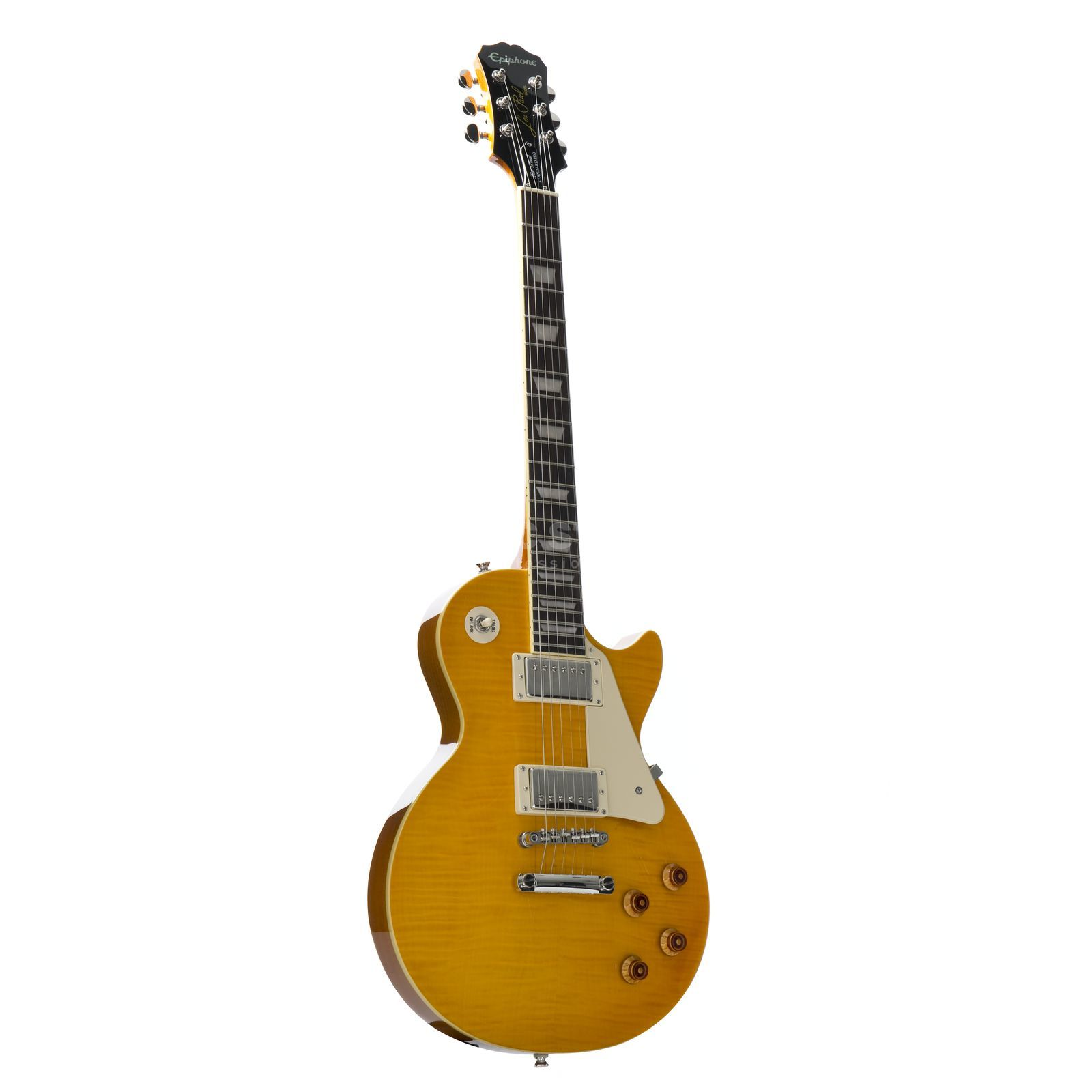 Epiphone Les Paul Standard Plus Pro AN Limited Edition Antique Natural Produktbillede