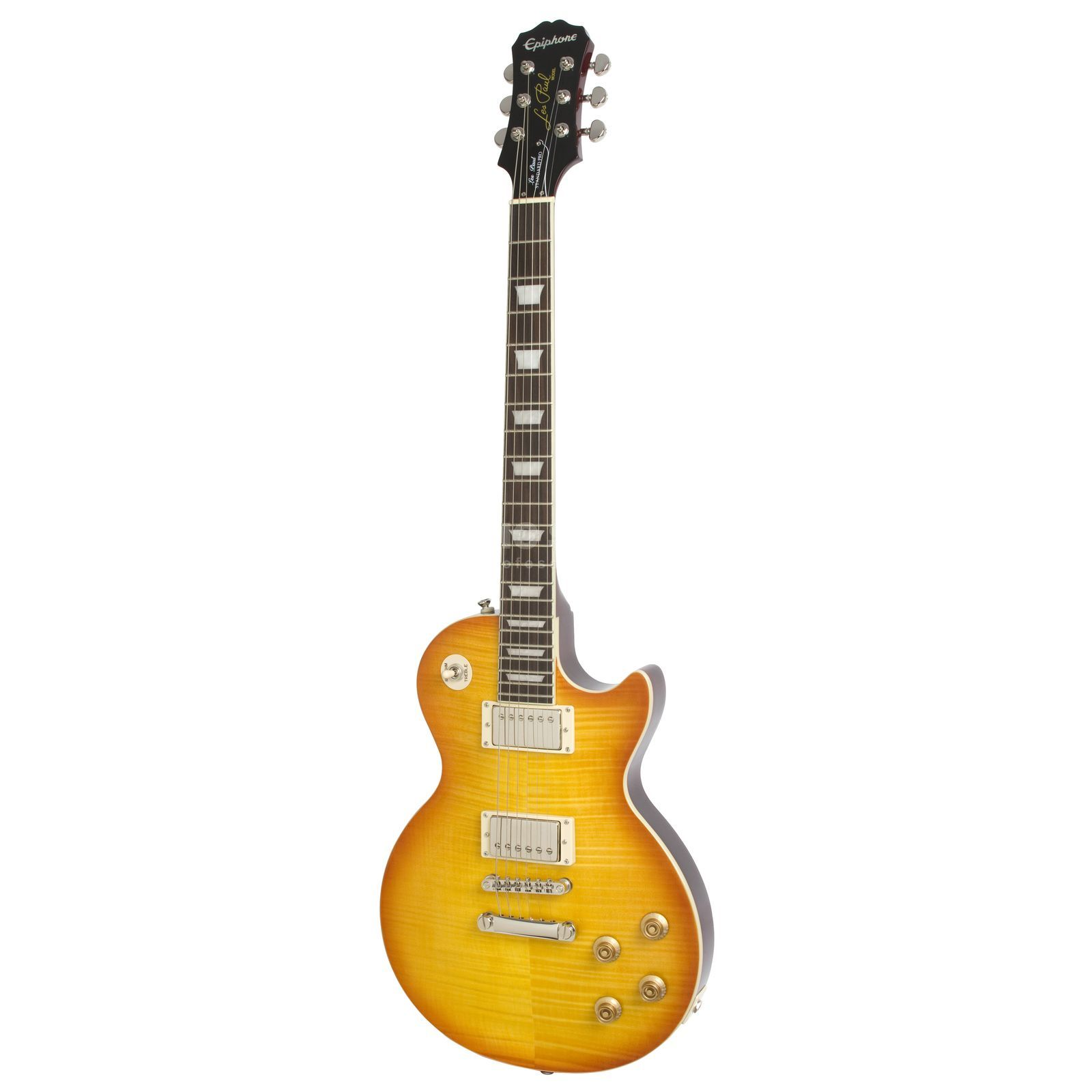 Epiphone Les Paul Standard Plus Pro DL Dirty Lemon Limited Produktbild
