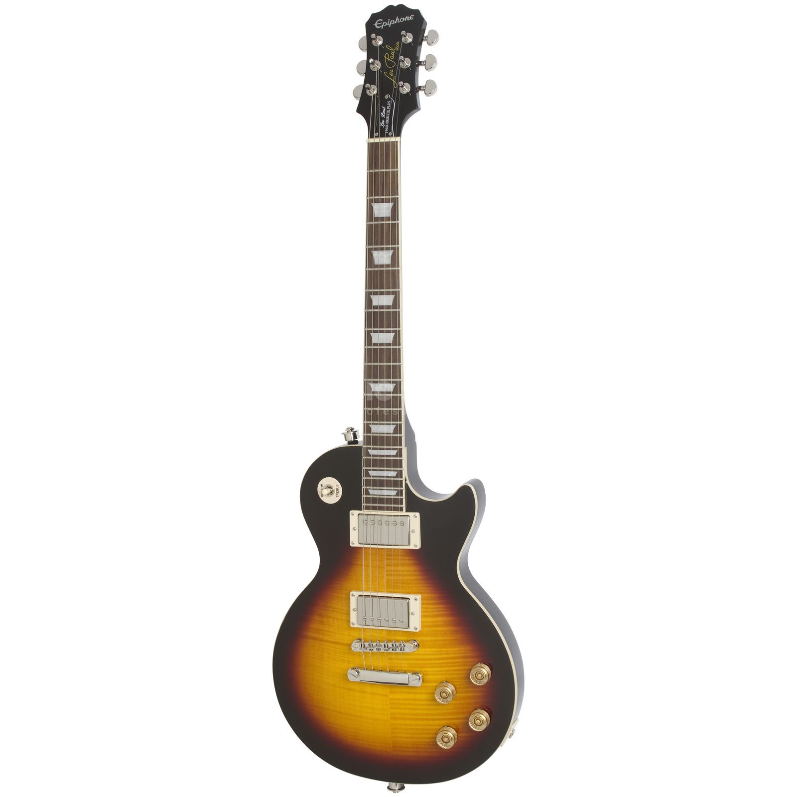 Epiphone Les Paul Tribute Plus VS Vintage Sunburst B-Stock Produktbillede