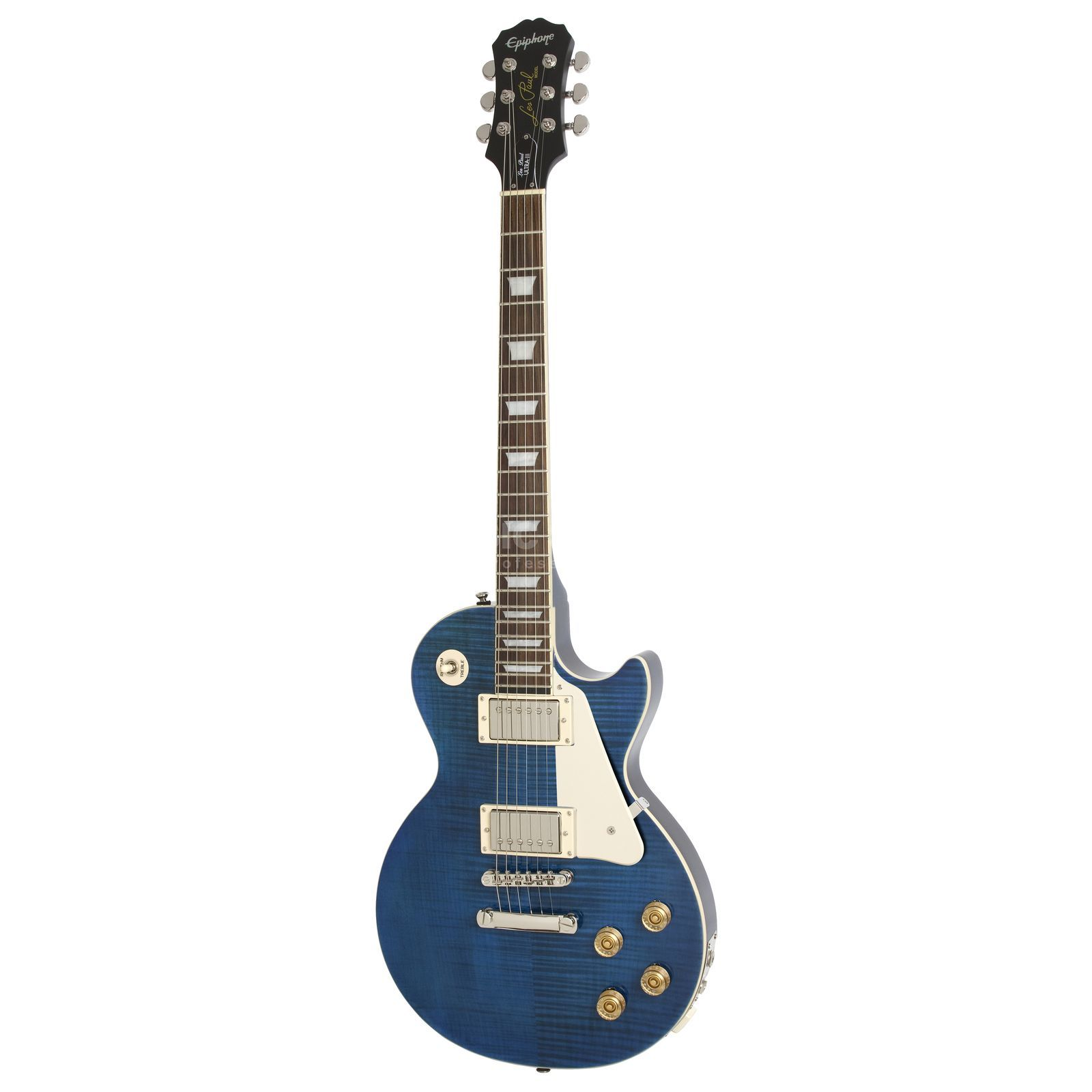 Epiphone Les Paul Ultra III MS Midnight Sapphire Product Image